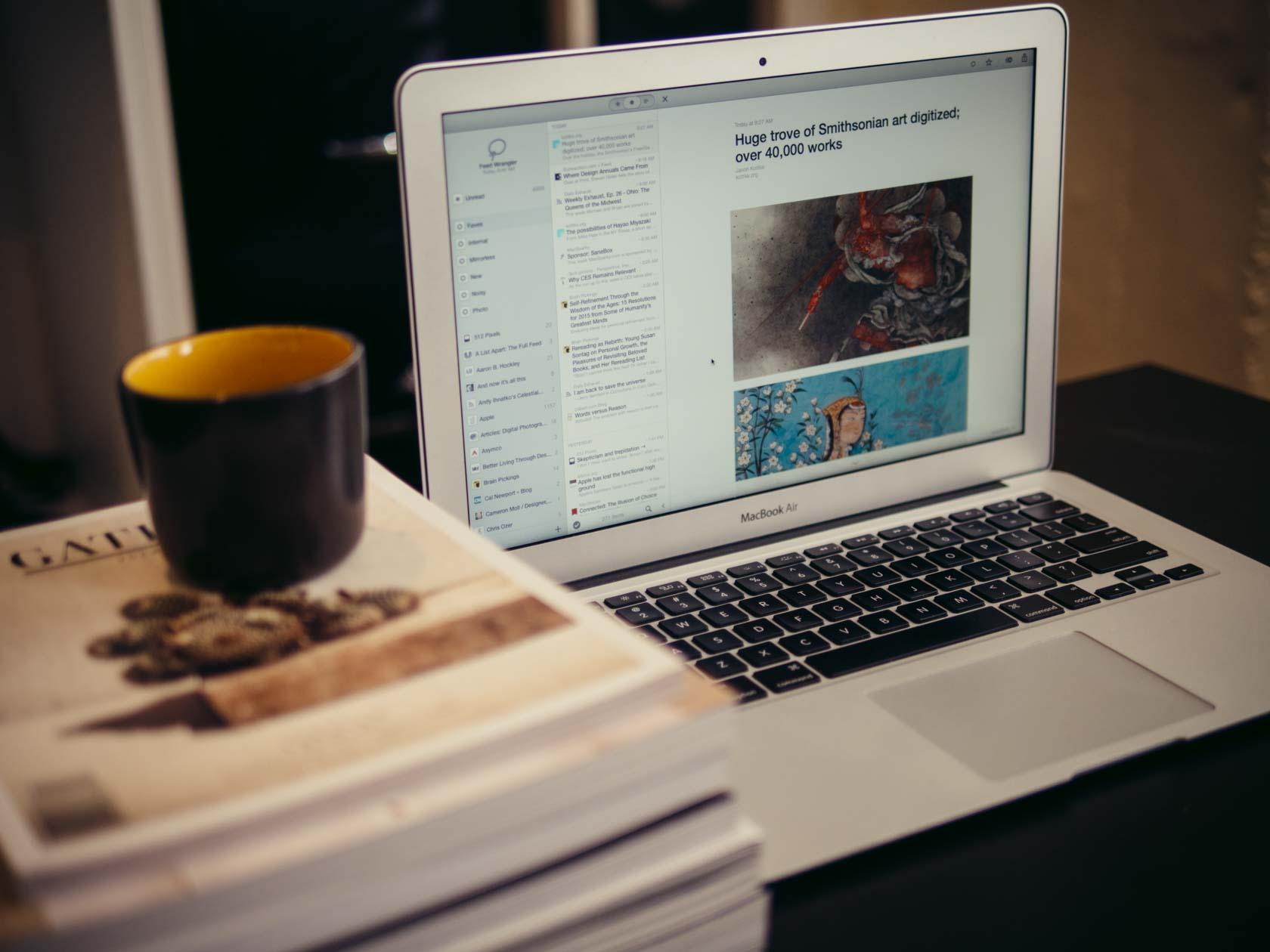 Feedly : faire sa propre revue de presse gratuitement (vidéo)
