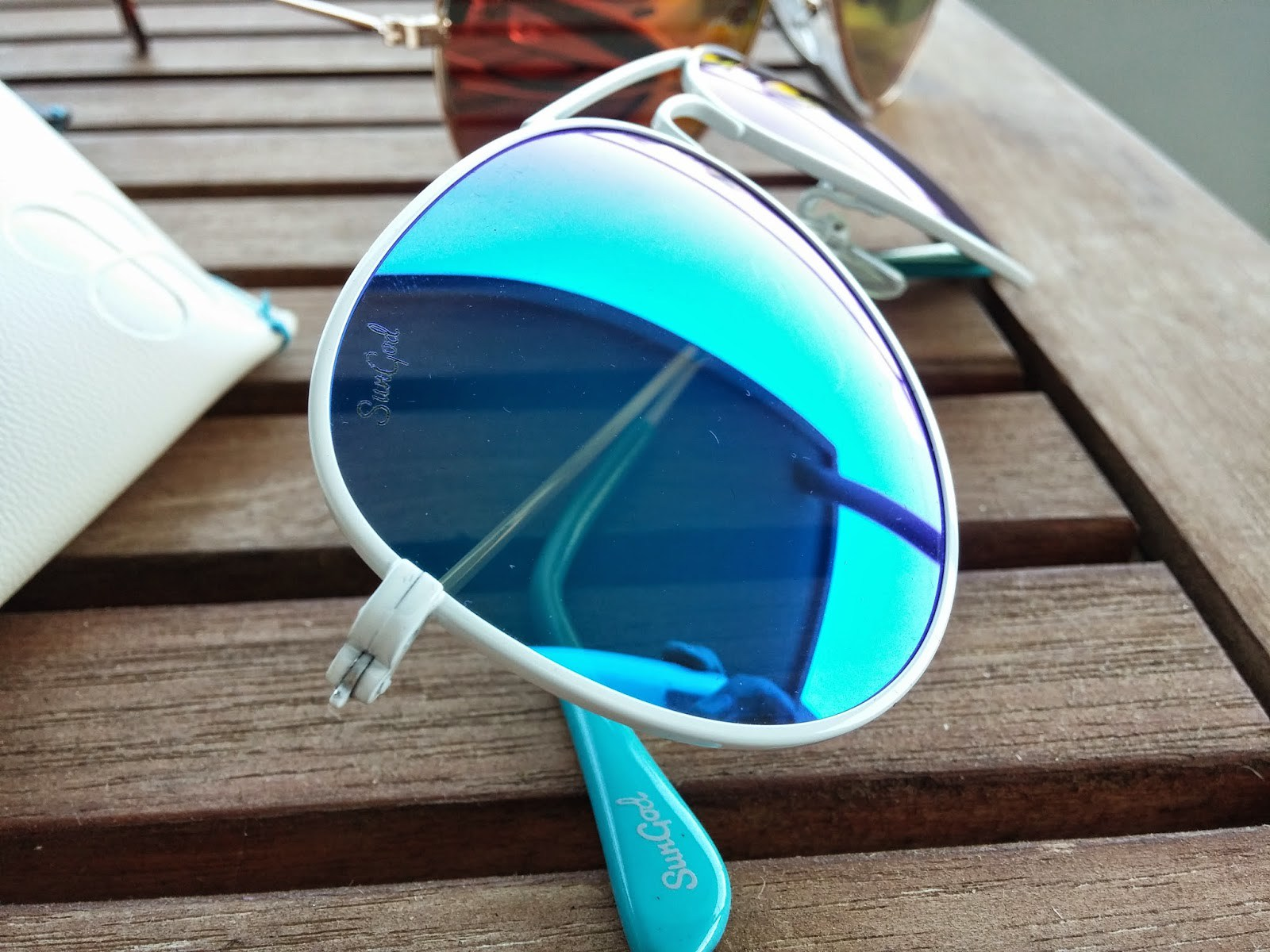 Test express des lunettes SunGod Mavericks !