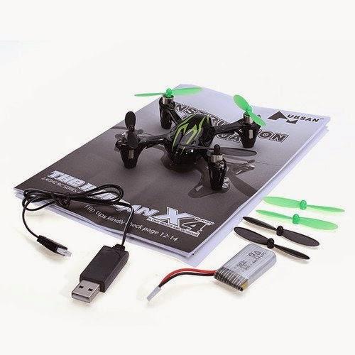 Gadget de la semaine : drone Hubsan X4