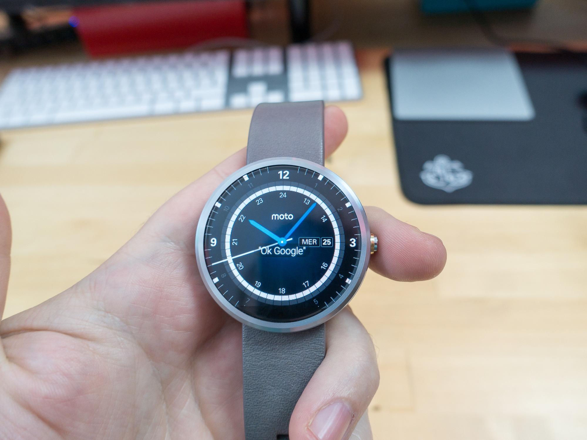 Ma smartwatch m'est (finalement) très utile ! Et j'en ai la confirmation.