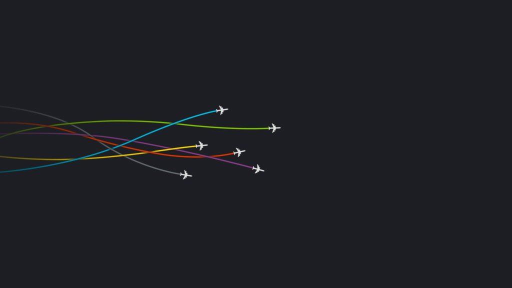 Minimal Aircrafts Wallpaper