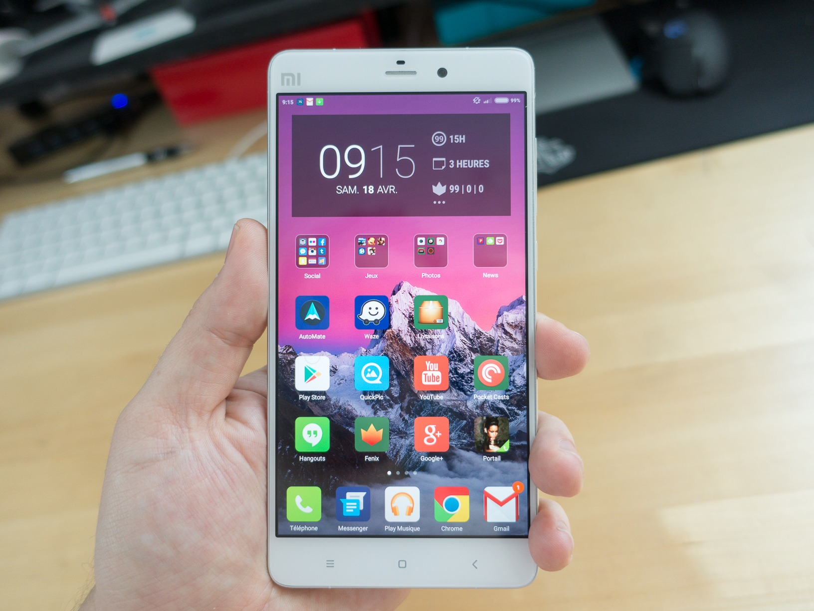 Test du Xiaomi Mi Note, le meilleur smartphone chinois ?