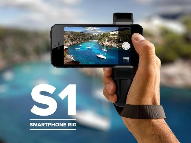 Test du Shoulderpod S1: une poignée pour smartphone au top !