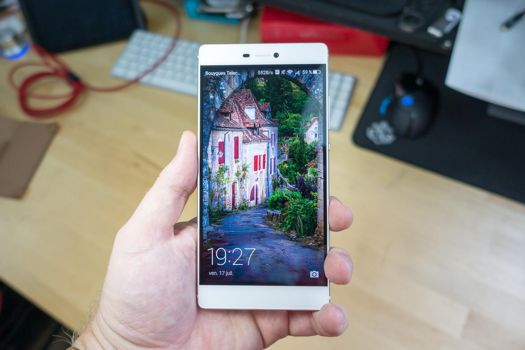 Huawei P8 : un des meilleurs smartphones du moment ! (+ test vidéo)