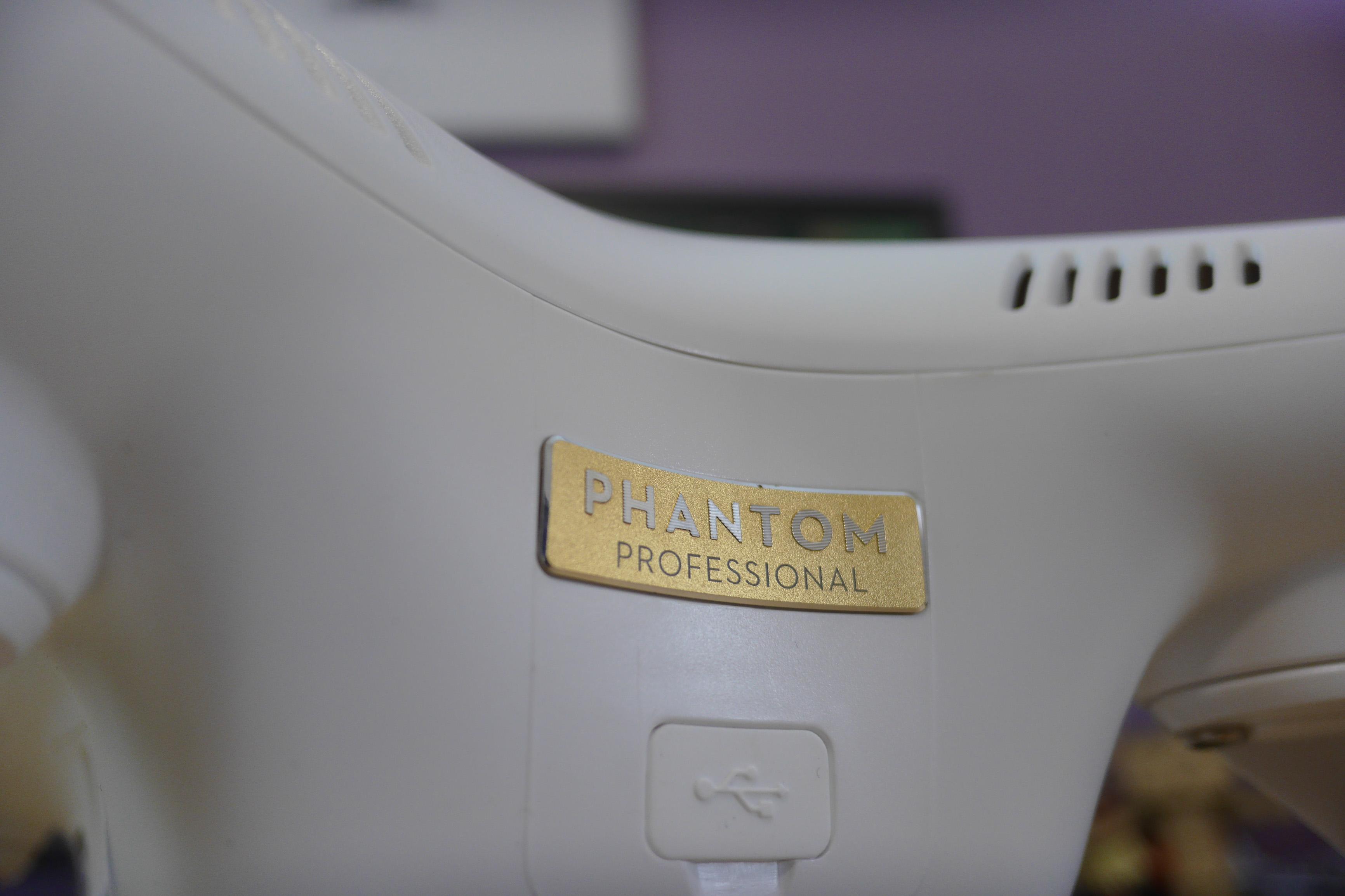 Simulateur de pilotage du drone DJI Phantom 3
