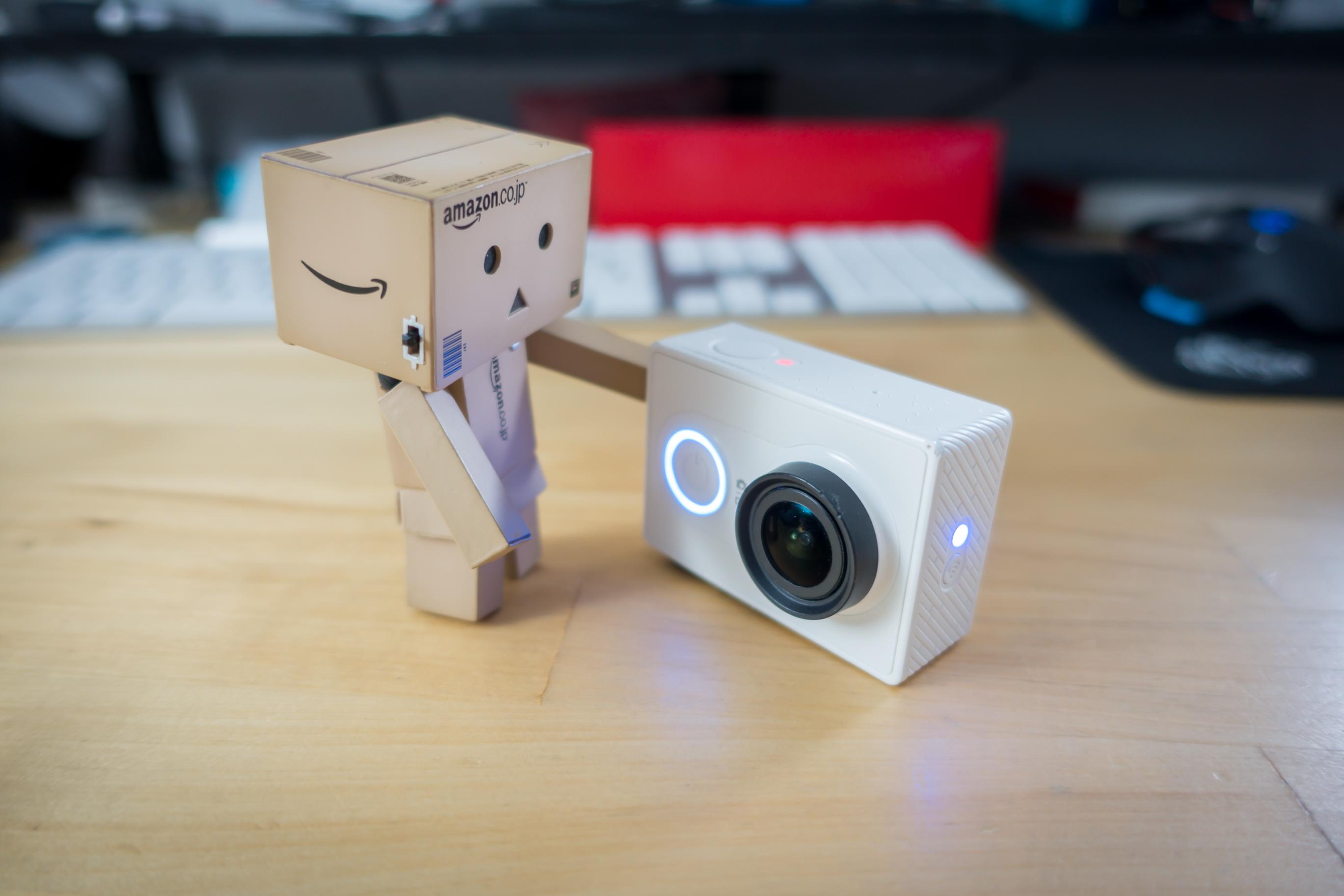La caméra Xiaomi Yi Sport Cam passe au 2K !