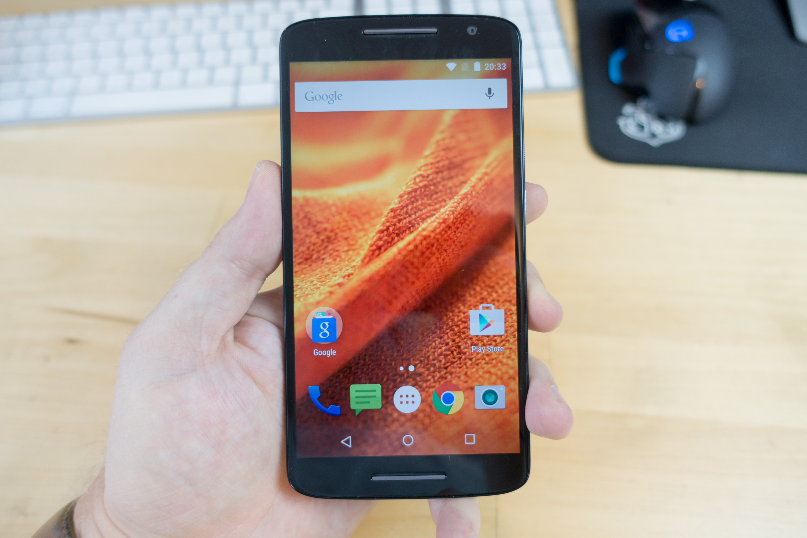 Moto X Play, le test