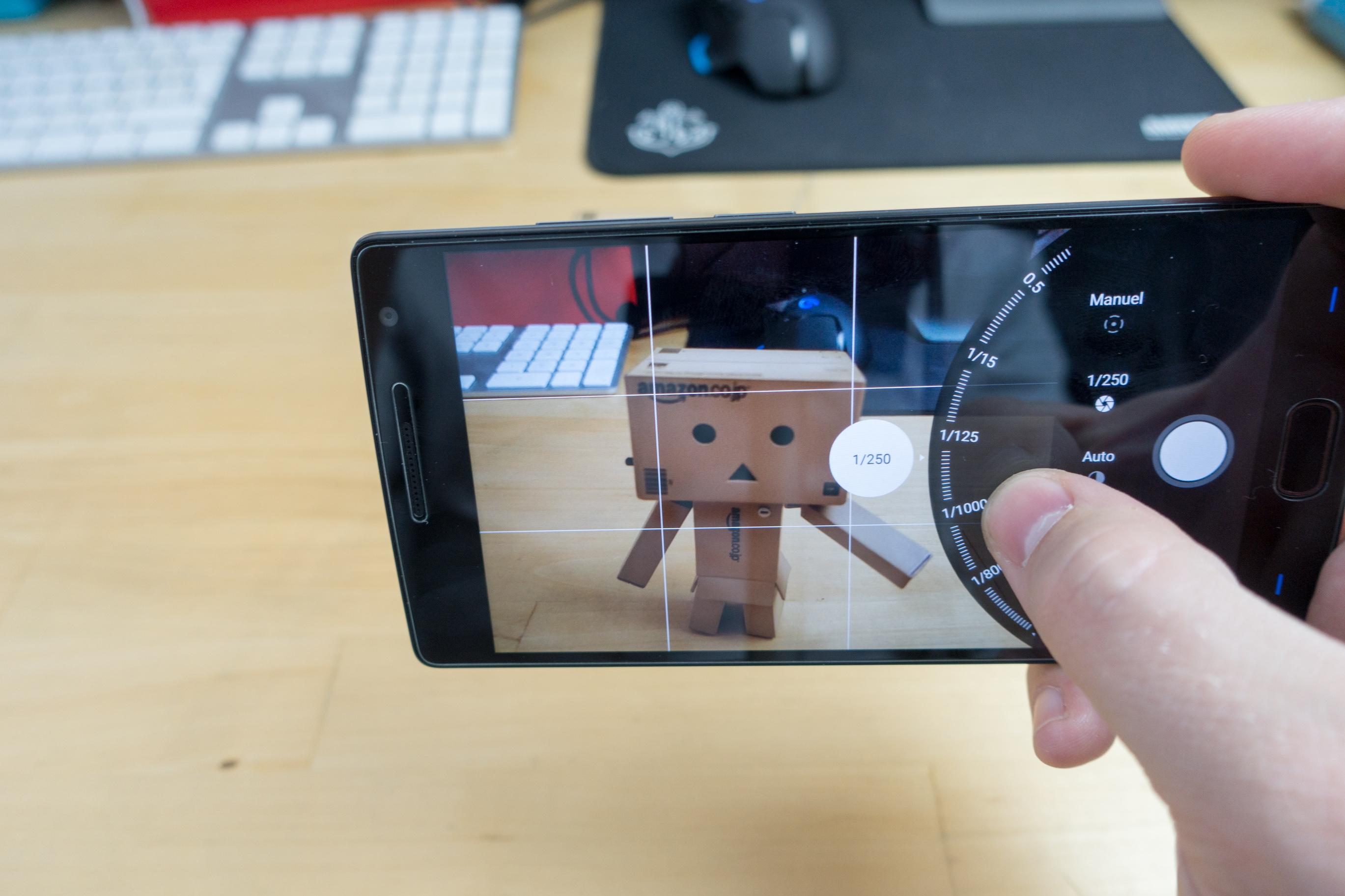 Oxygen OS 2.1.0 apporte un nouvel appareil photo au OnePlus Two !