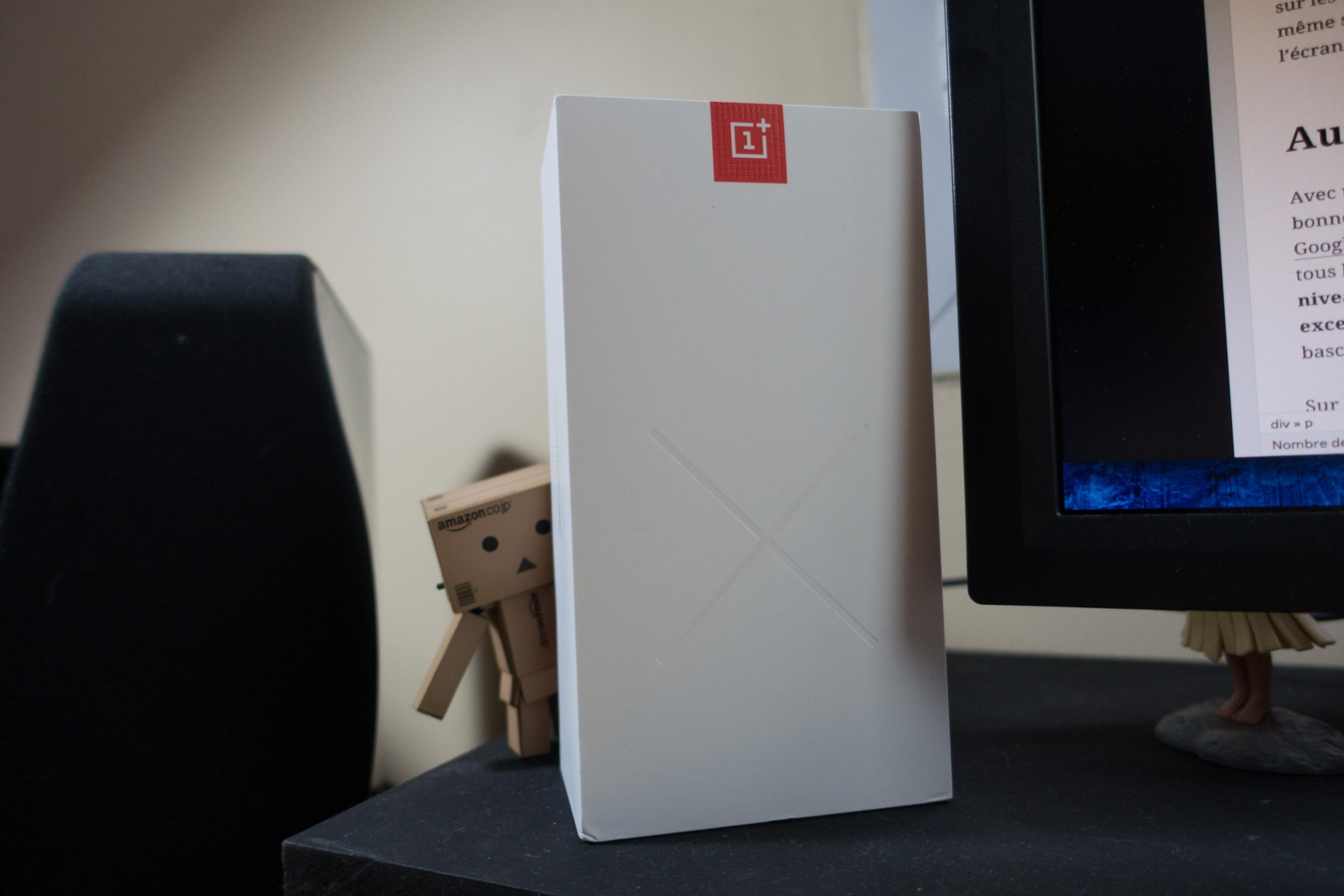 Unboxing du OnePlus X : bluffant