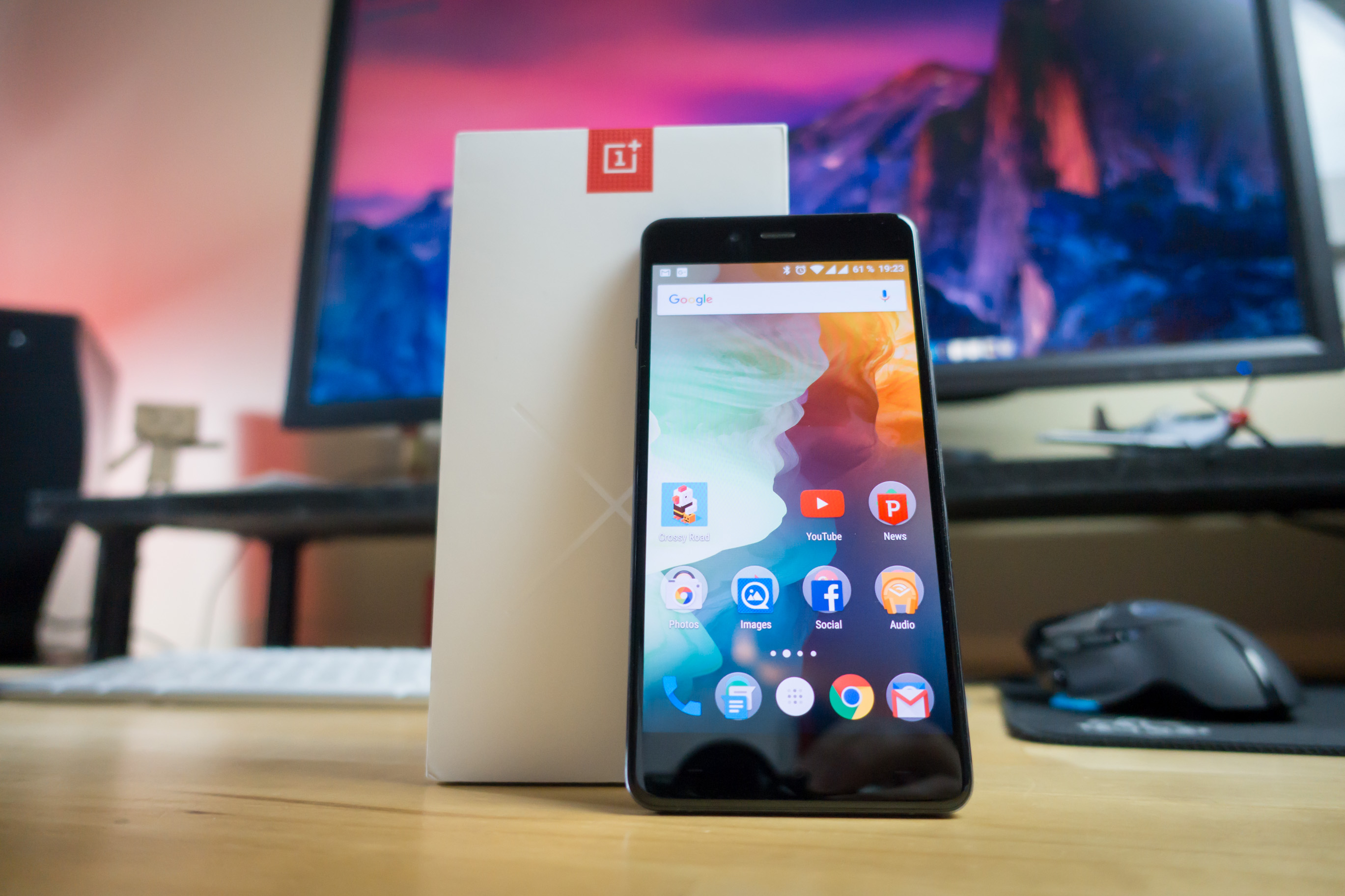 Le test du OnePlus X: wow !