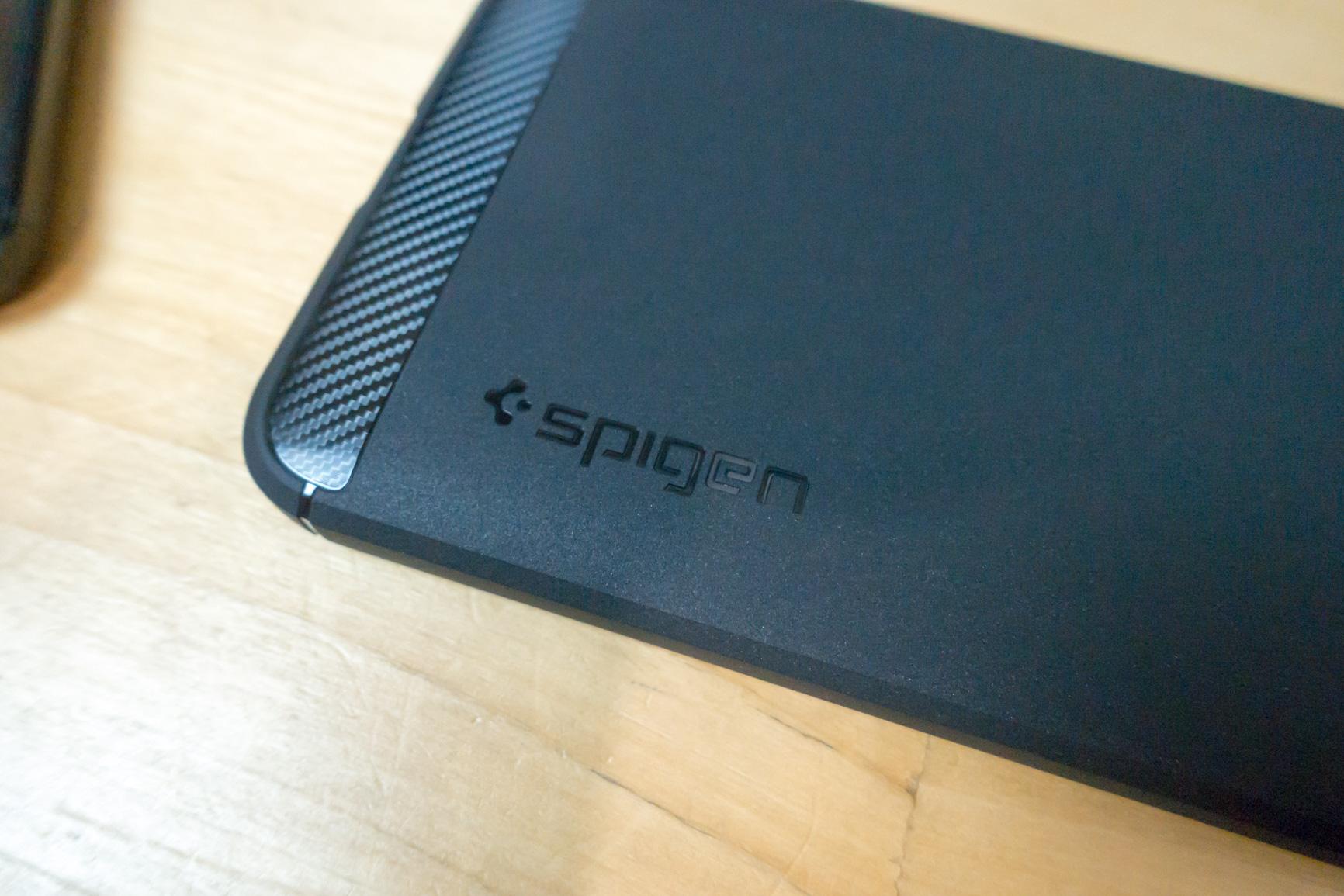 Coque Spigen Rugged Armor pour Nexus 6P