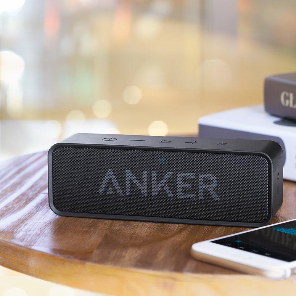 Anker Soundcore: petite enceinte bluetooth avec un excellent rapport qualité prix