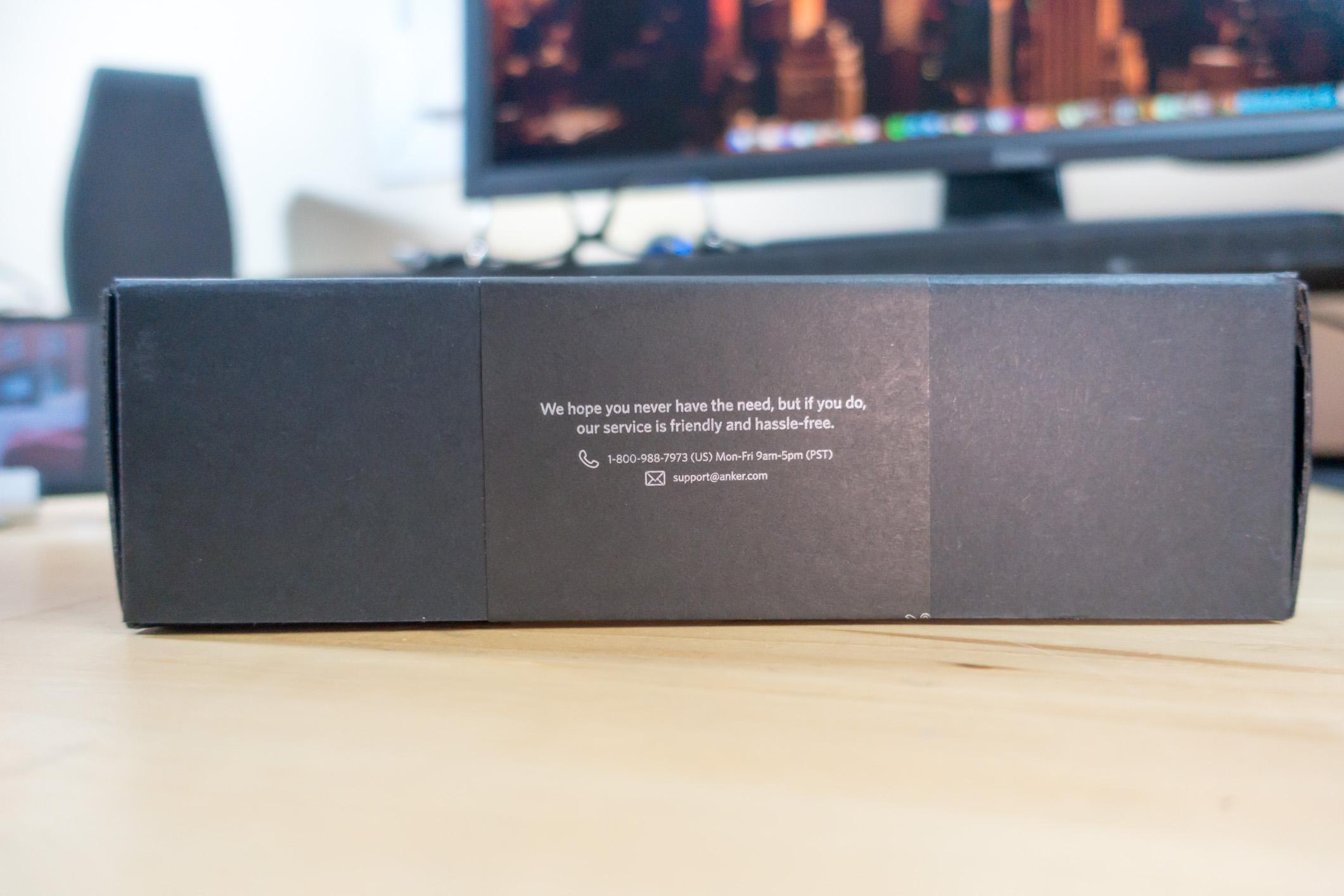 anker soundcore petite enceinte bluetooth avec un excellent rapport qualit prix blabla high tech. Black Bedroom Furniture Sets. Home Design Ideas
