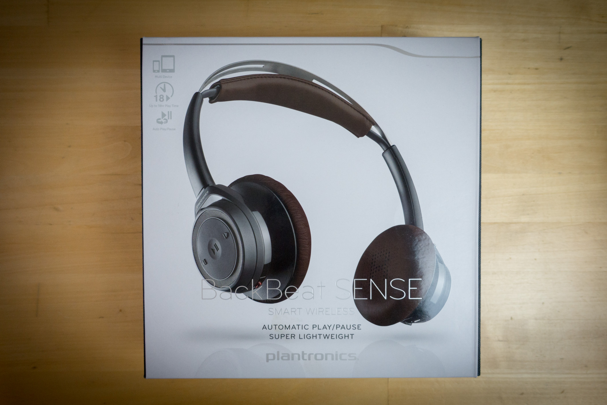 Test du Plantronics Backbeat Sense: casque bluetooth d'un excellent rapport qualité prix