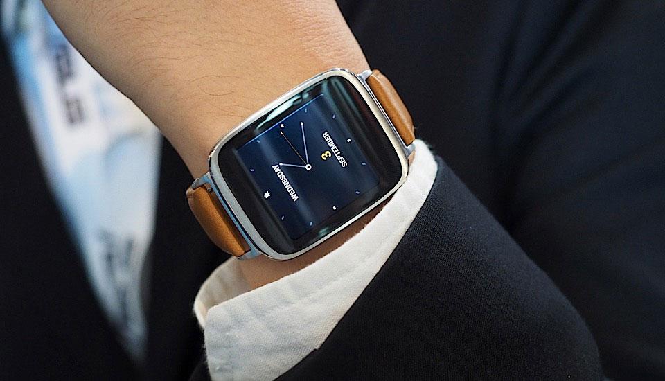 Test de l'Asus ZenWatch : le meilleur rapport qualité prix des Android Wear ?