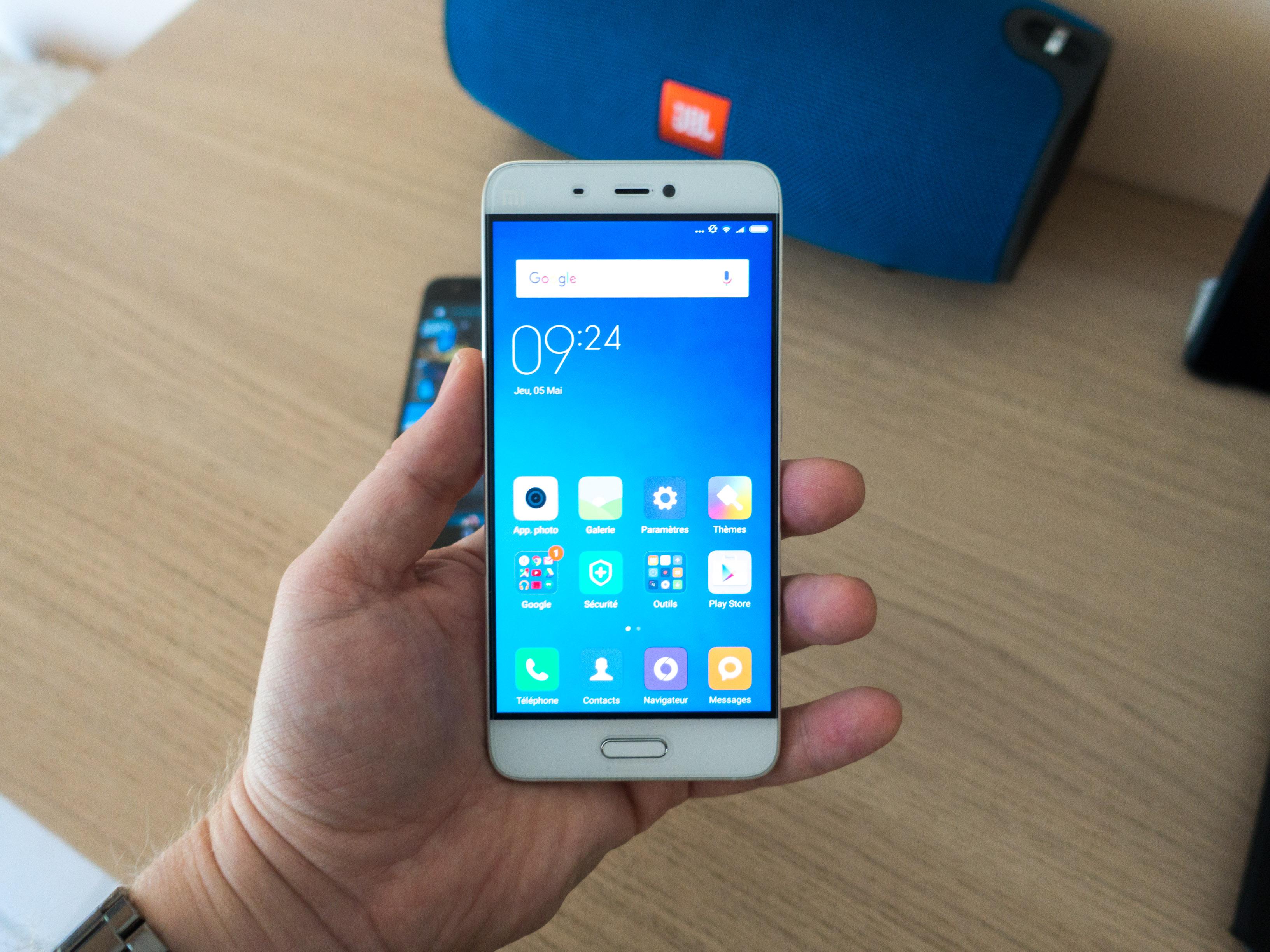 Xiaomi Mi5 : le nouveau flagship de Xiaomi proche de la perfection