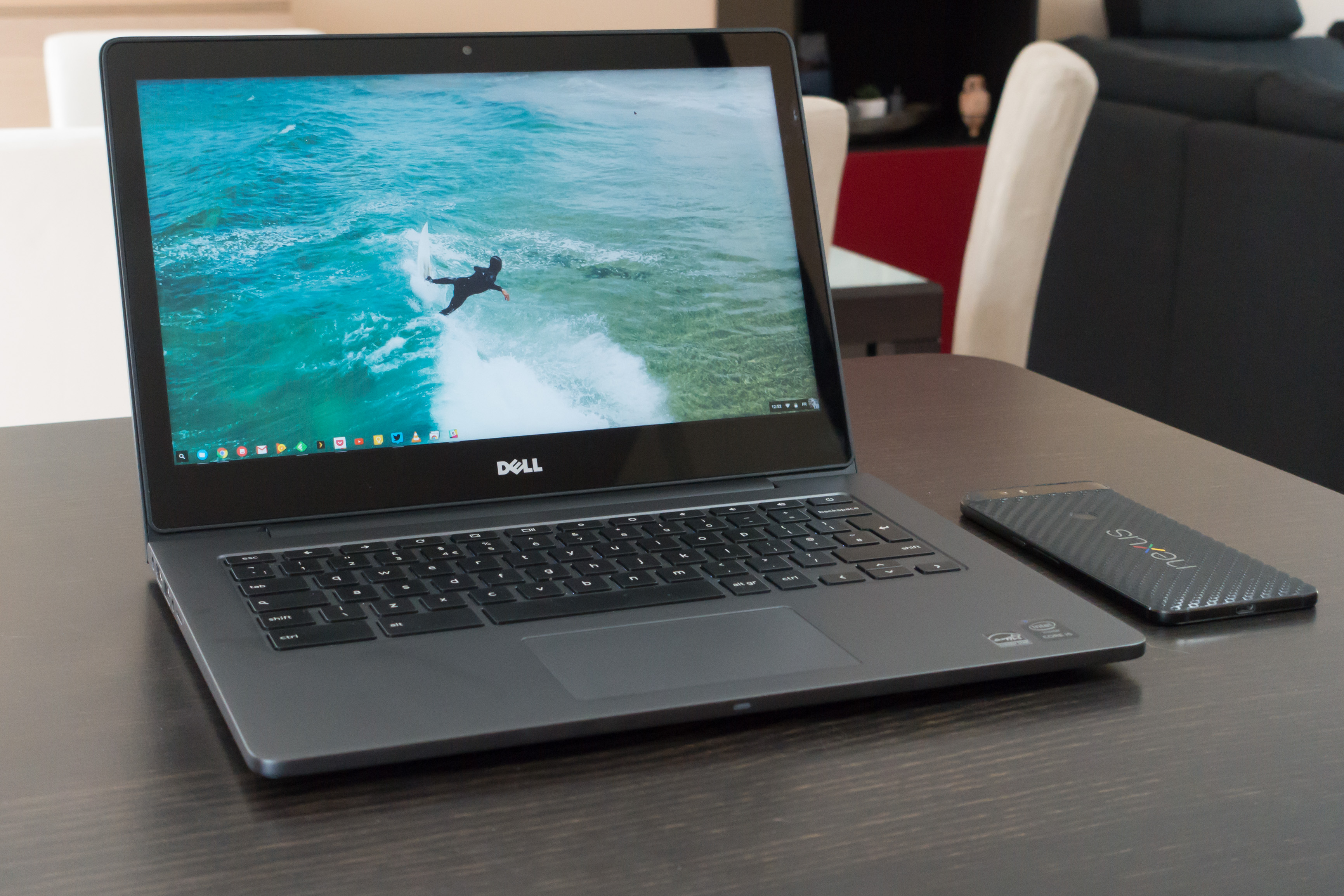 Chromebook Dell 13 en test : haut de gamme au top !