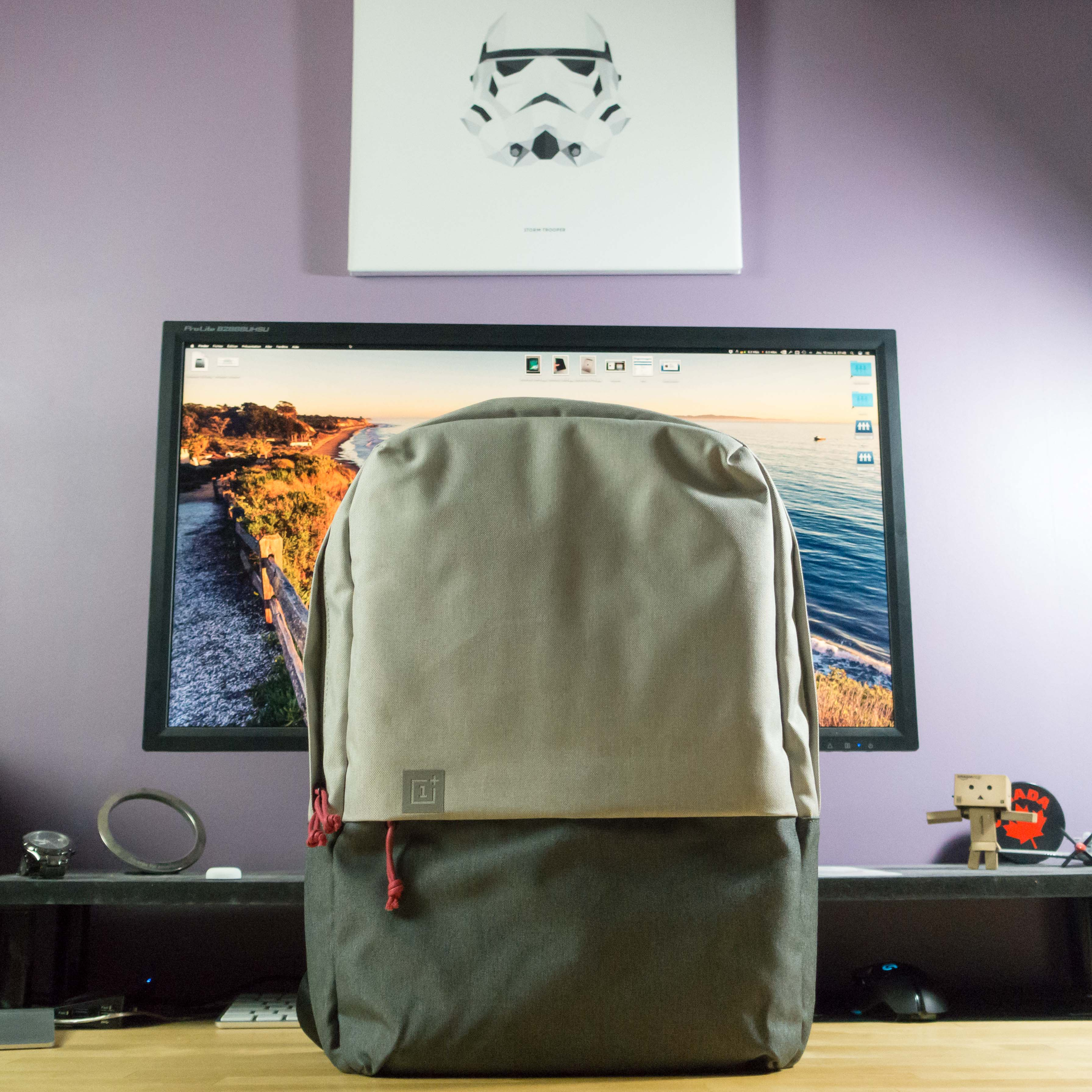 OnePlus Travel Backpack : sac à dos très tendance !