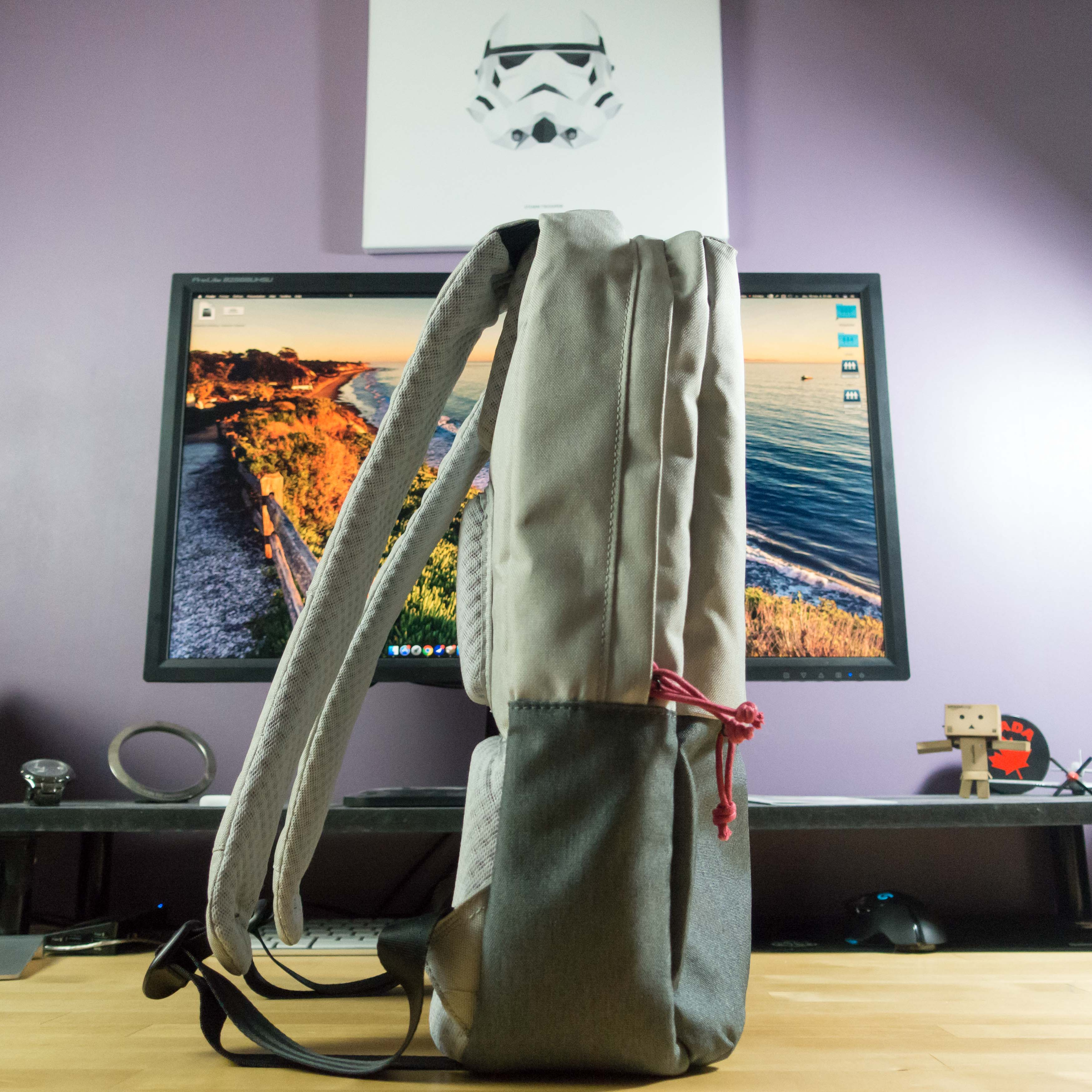 6b63aebd171 Oneplus Travel Backpack Lunar Dust Review- Fenix Toulouse Handball