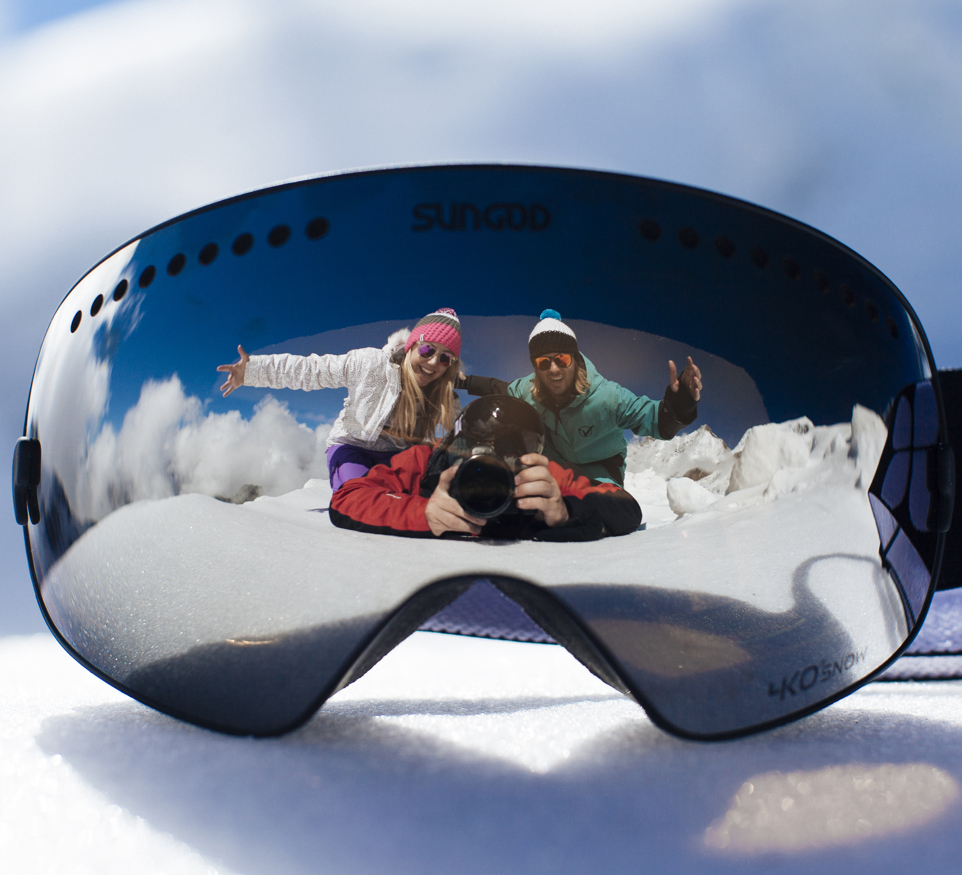 Masque de ski SunGod Revolt : mon avis (+code promo)