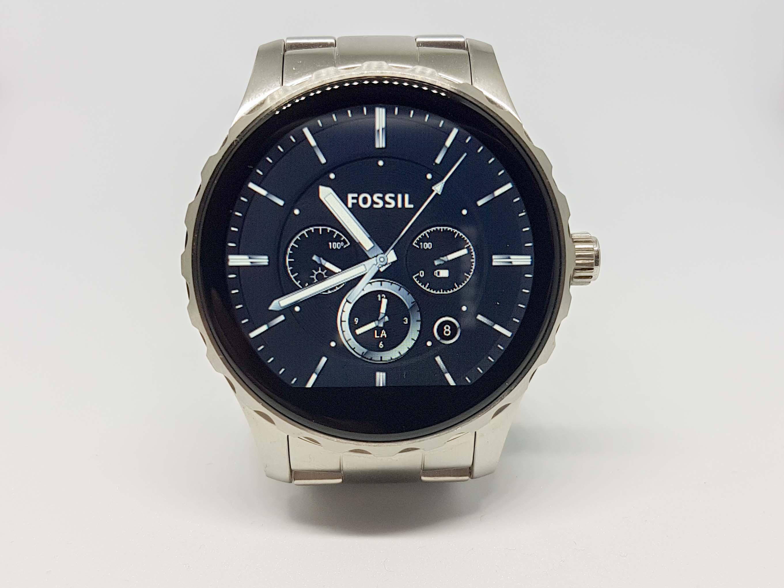Fossil Q Marshal La Plus Belle Des Montres Android Wear