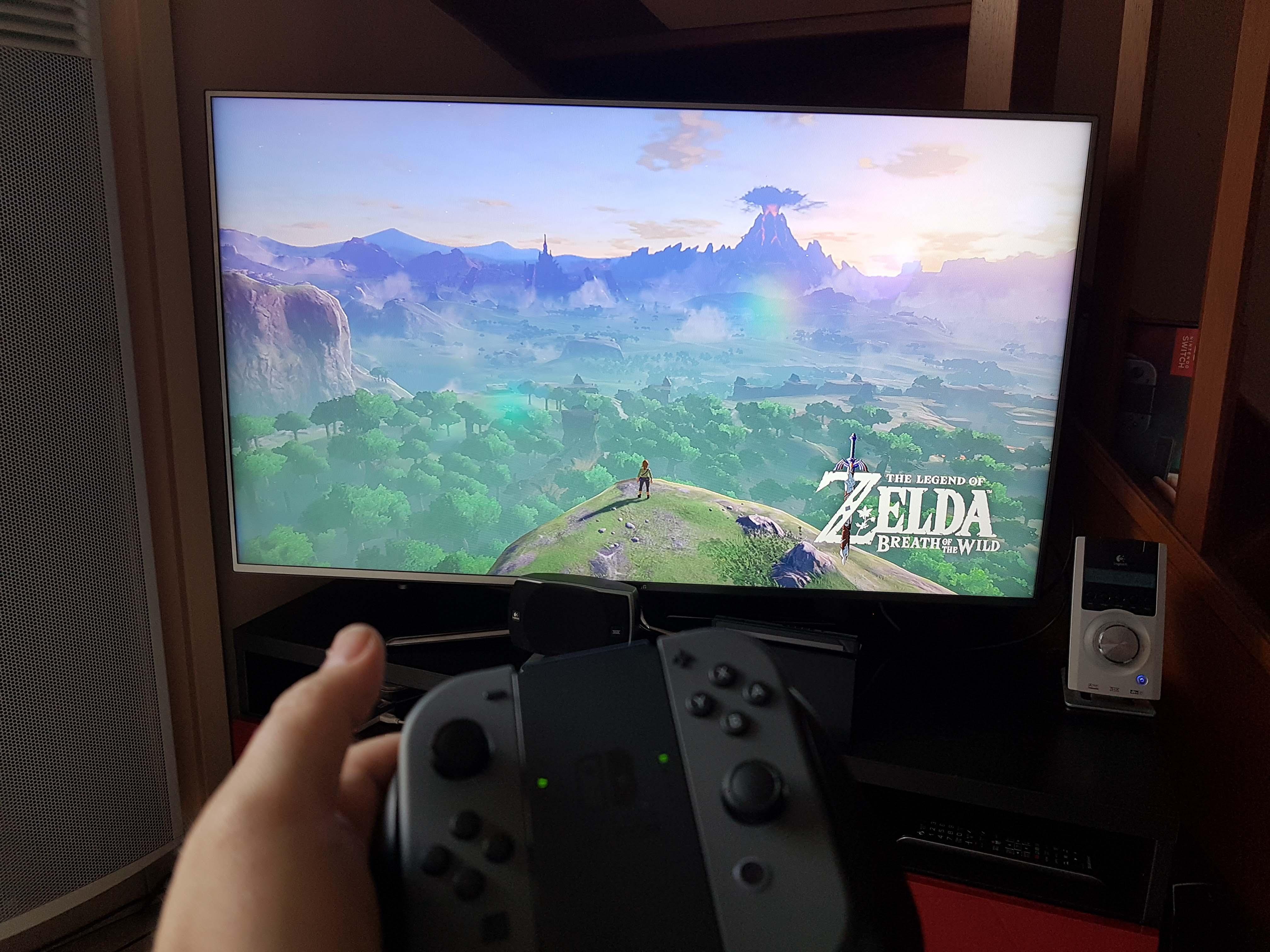 Nintendo Switch : mes premières heures de jeu