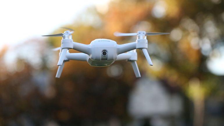 Drone Yuneec Breeze – en vidéo