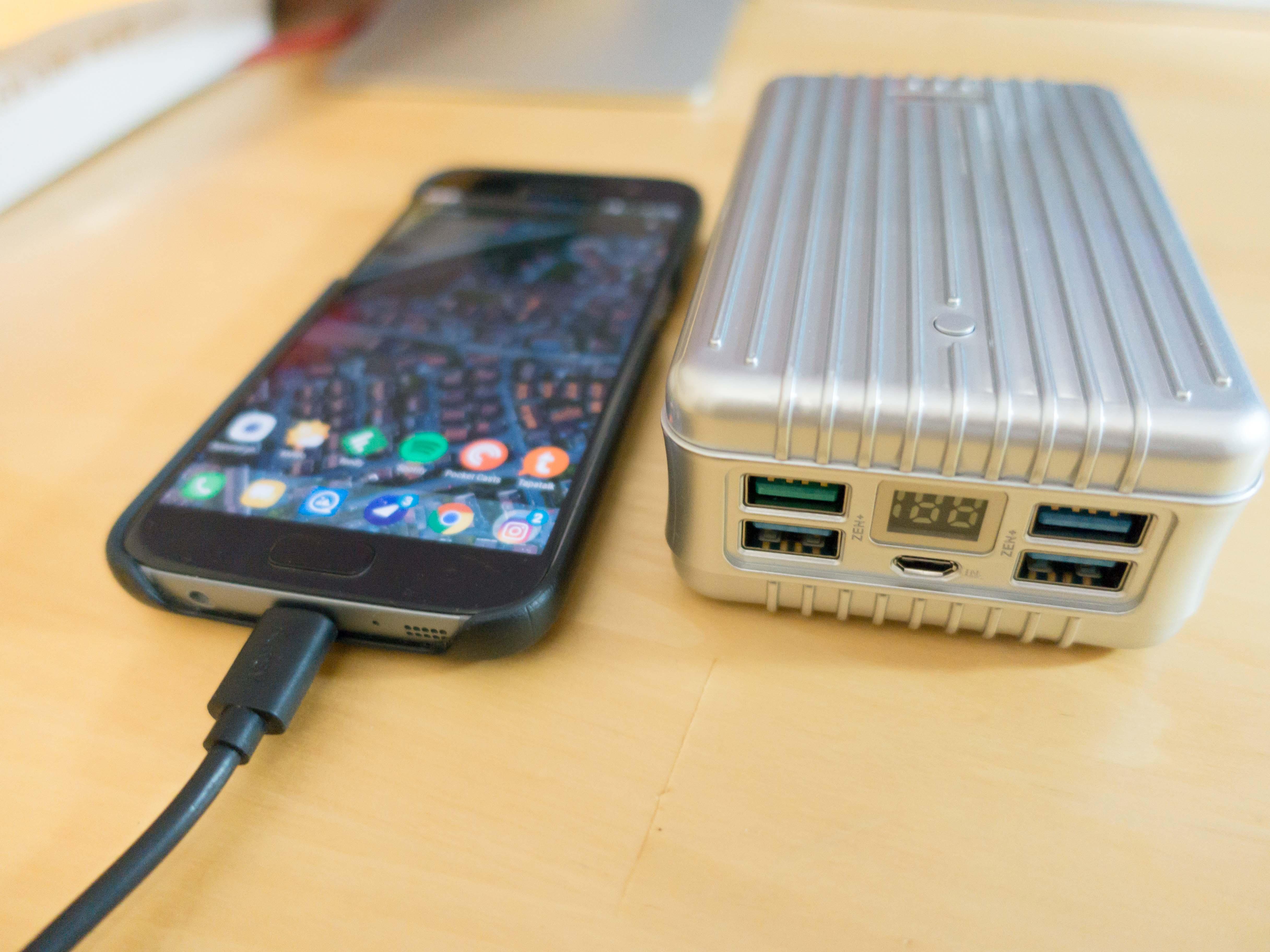 Test d'une batterie hors normes : la Zendure A8 QuickCharge