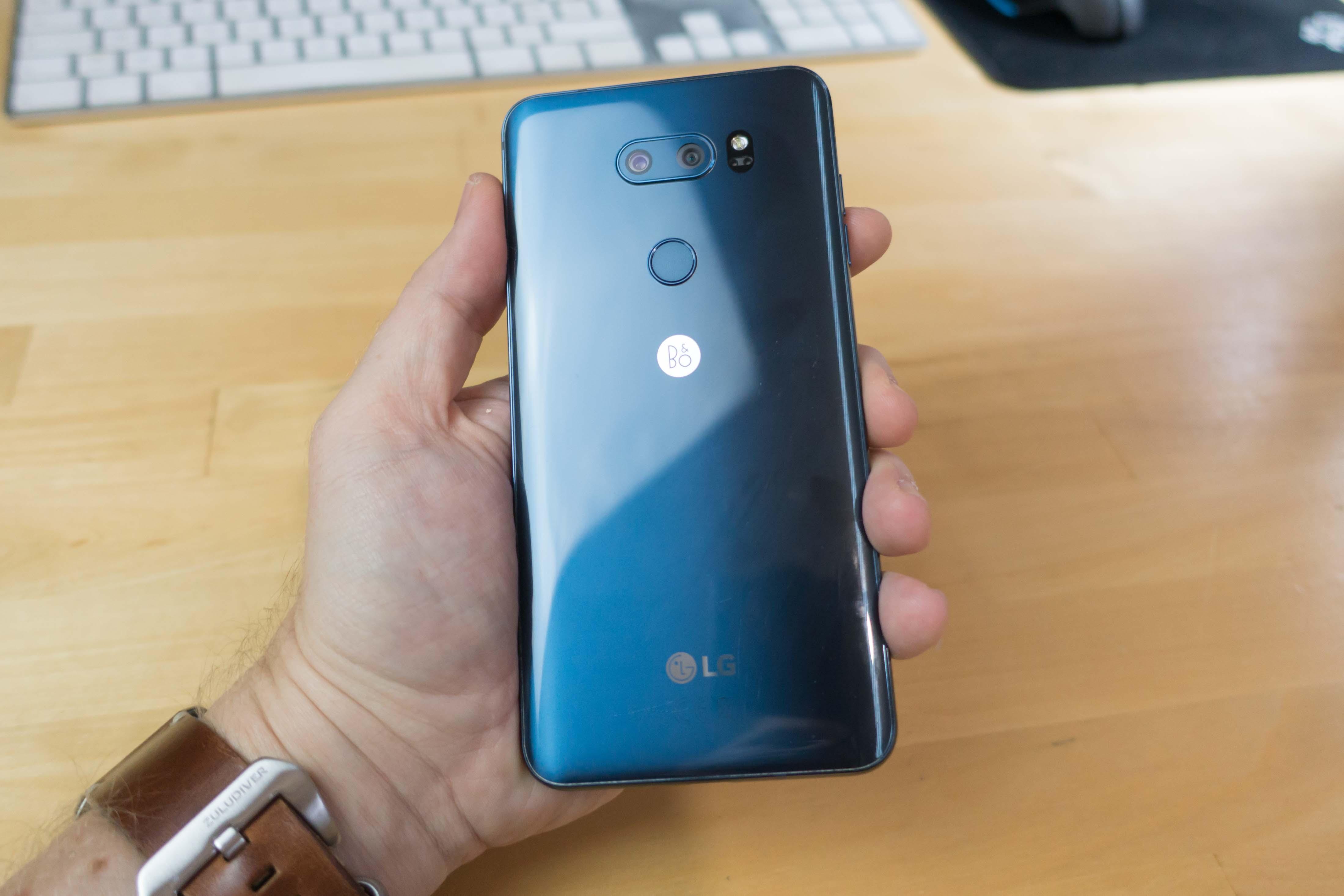 LG V30, le test du meilleur smartphone LG
