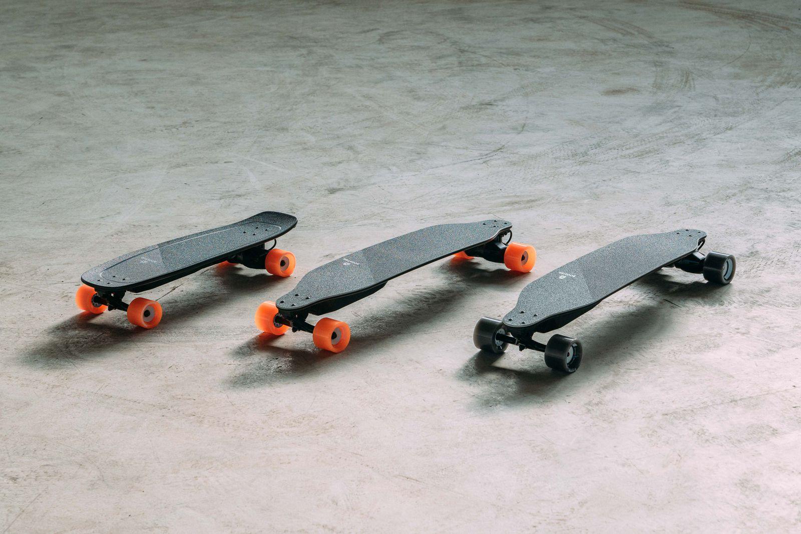 Longboards / skate électriques : lesquels acheter ?