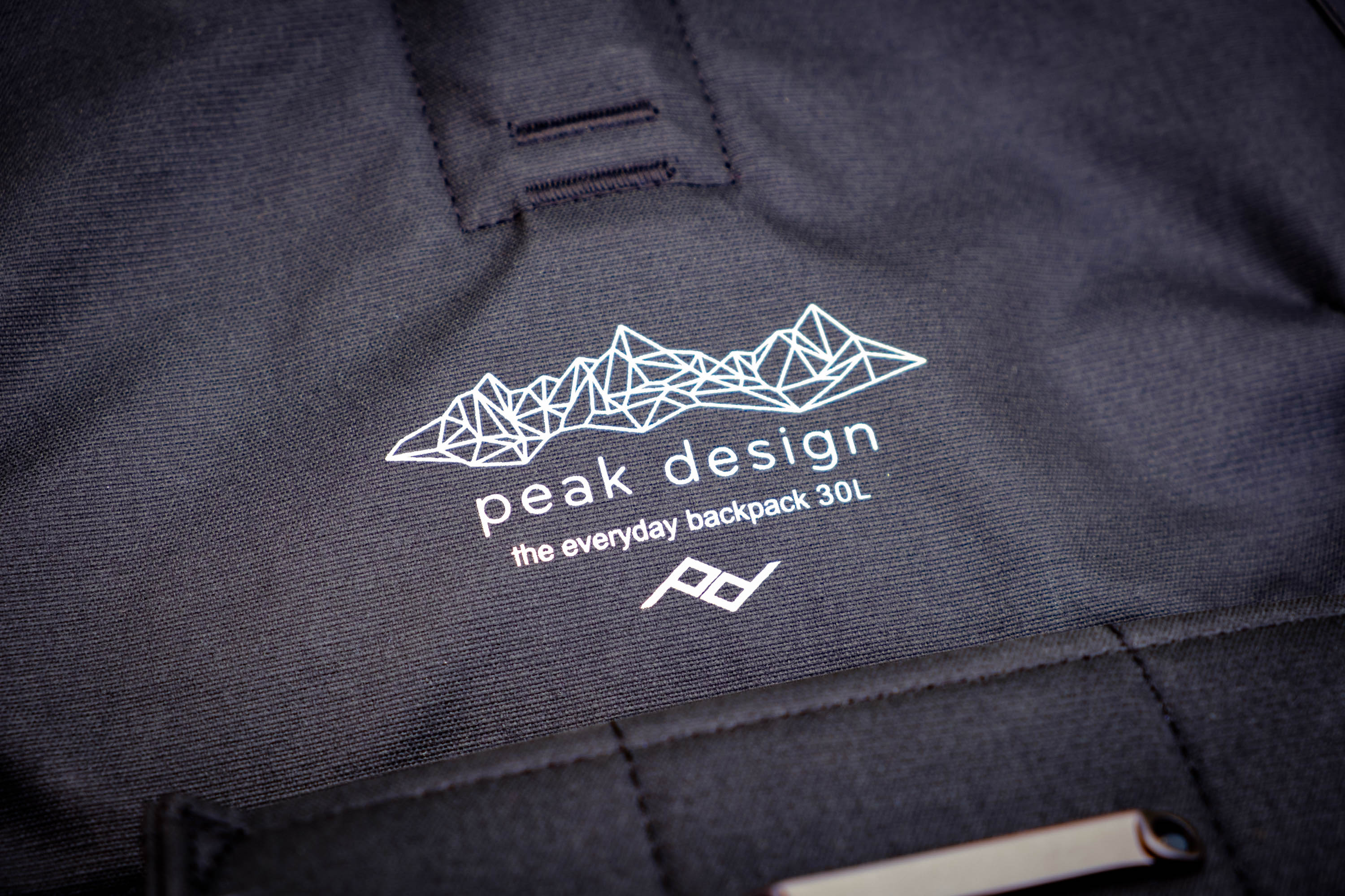 Test du sac Peak Design Everyday Backpack (Matte Black everything !