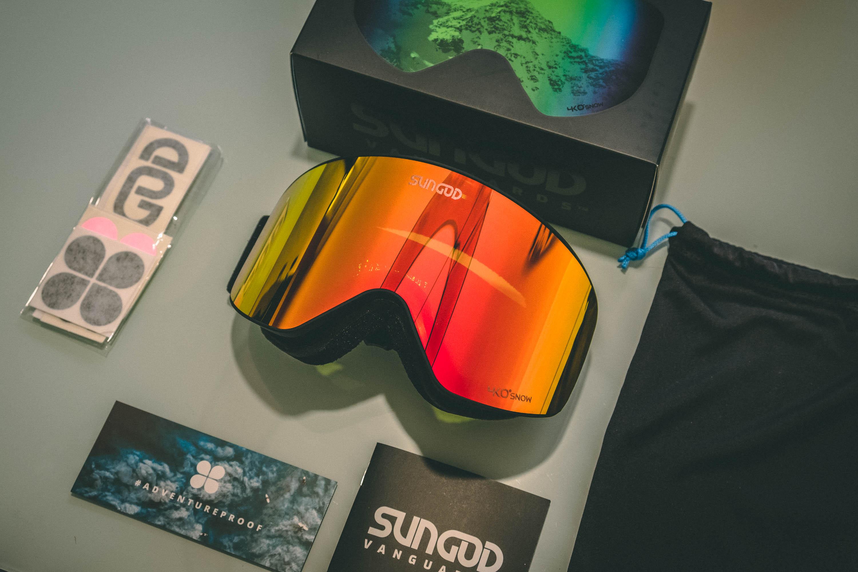 SunGod Vanguards: mon avis sur le masque (+code promo)