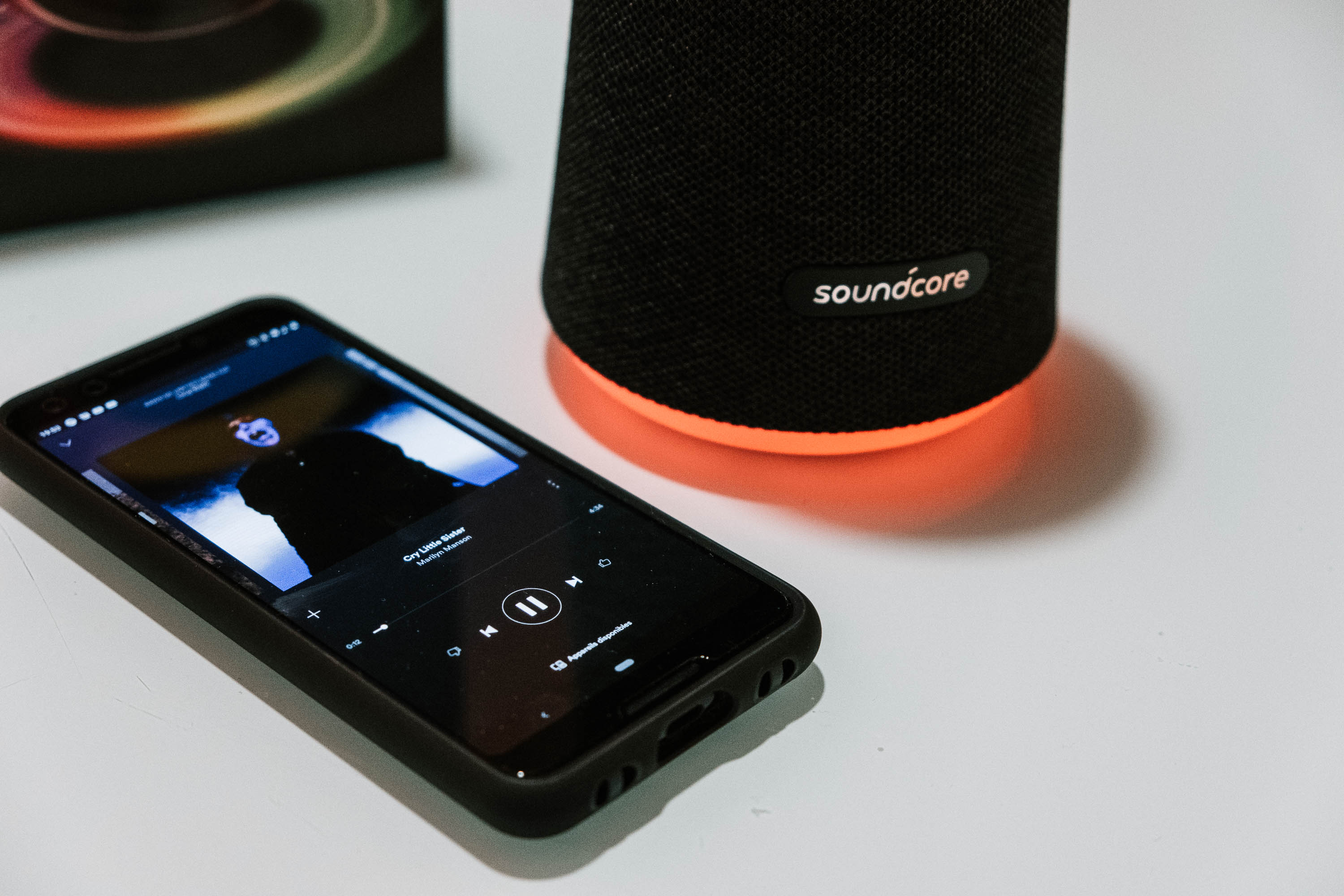 Test de l'enceinte Soundcore Flare + (by Anker)