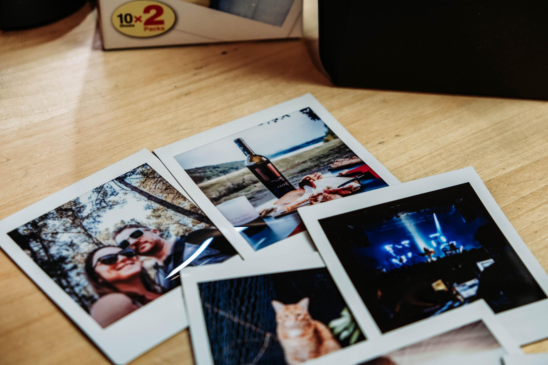 Fuji Instax SP-3 : le test de cette imprimante de poche