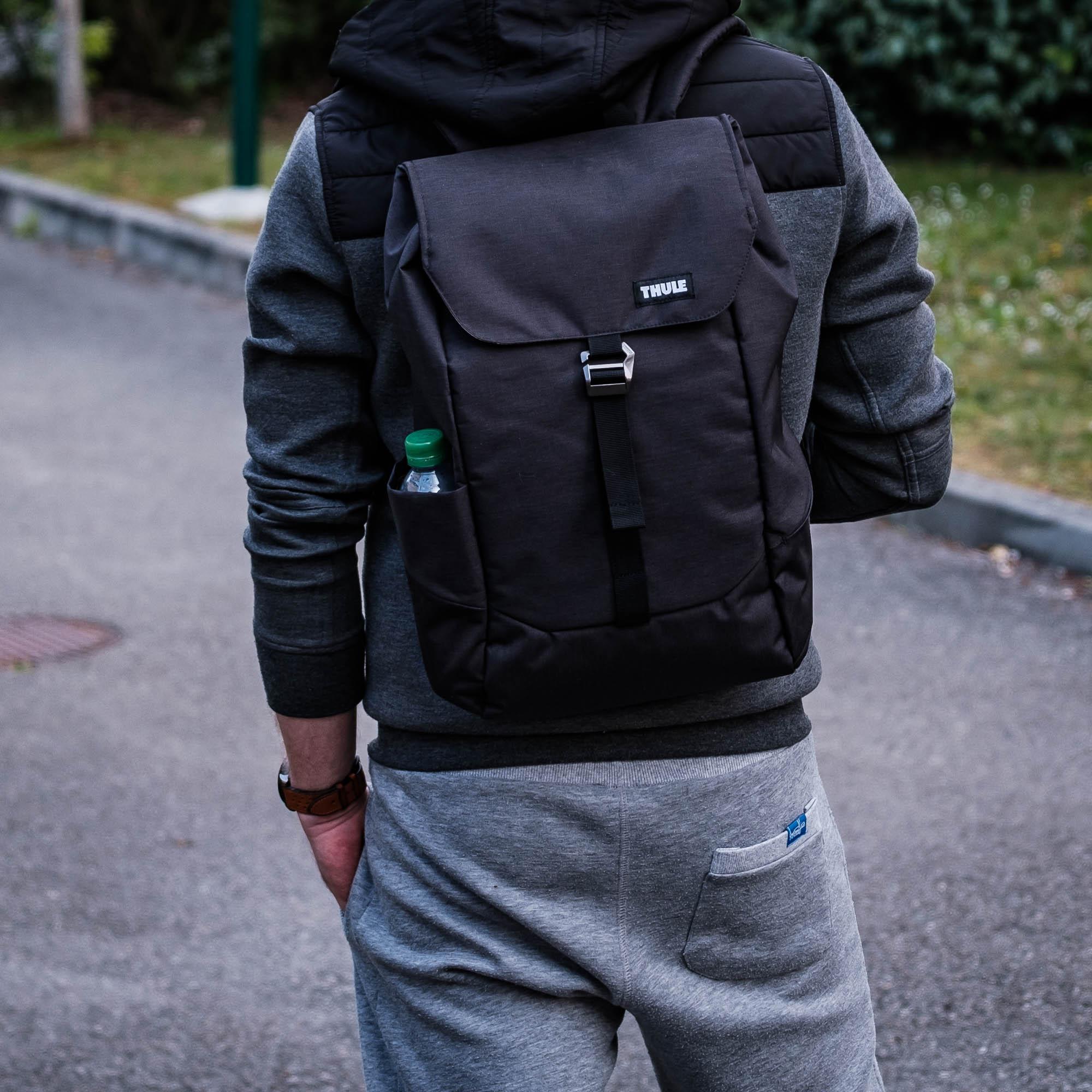 Mon sac à dos quotidien: Thule Lithos 16L