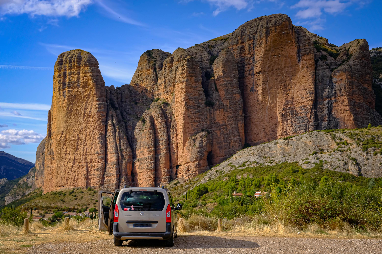 Van Life avec un Berlingo XTR
