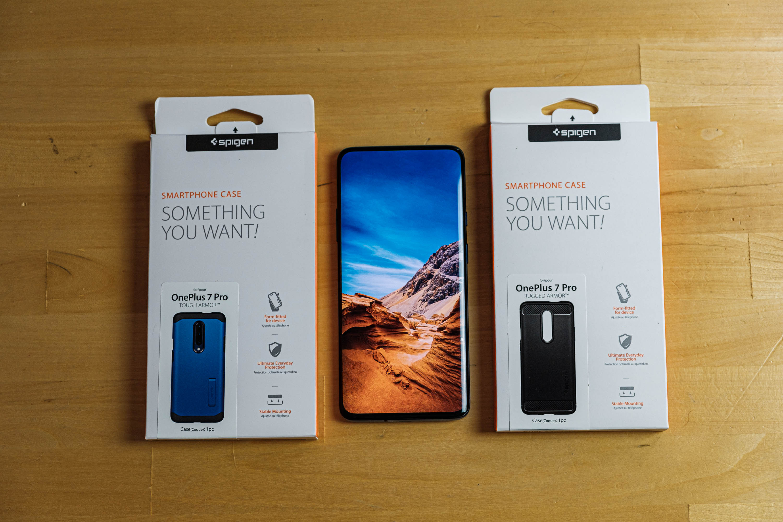 Coques Spigen pour OnePlus 7 Pro