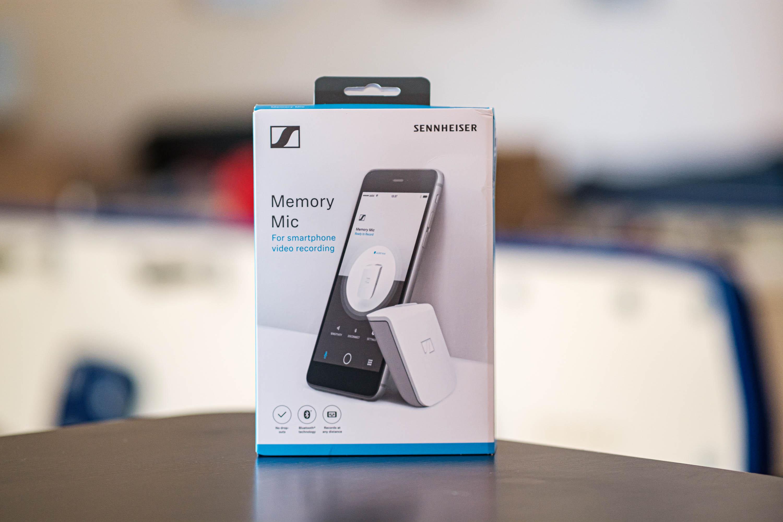 Sennheiser Memory Mic : connecté & parfait pour les podcasts !