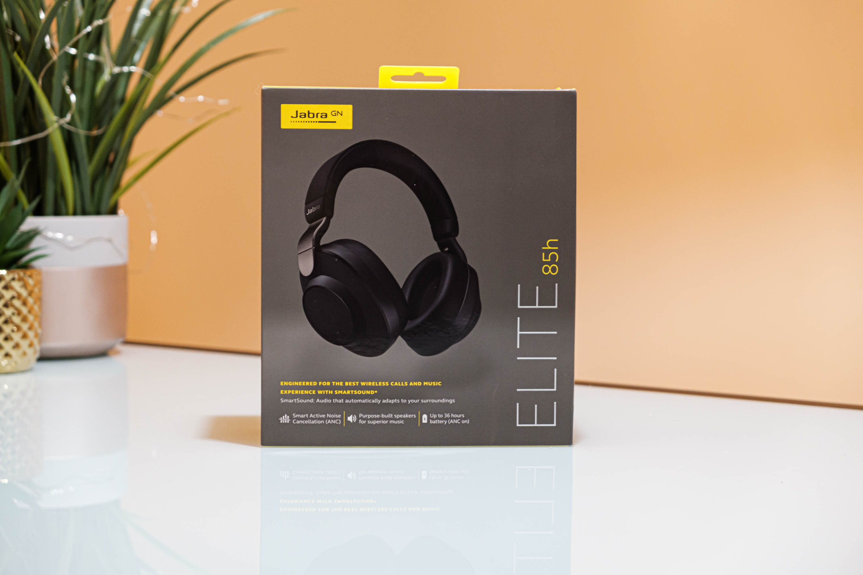 Casque Jabra Elite 85h: excellent
