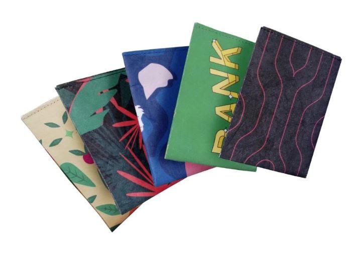 Wallet Monkeywi : wallet compact, protégé RFID et en papier
