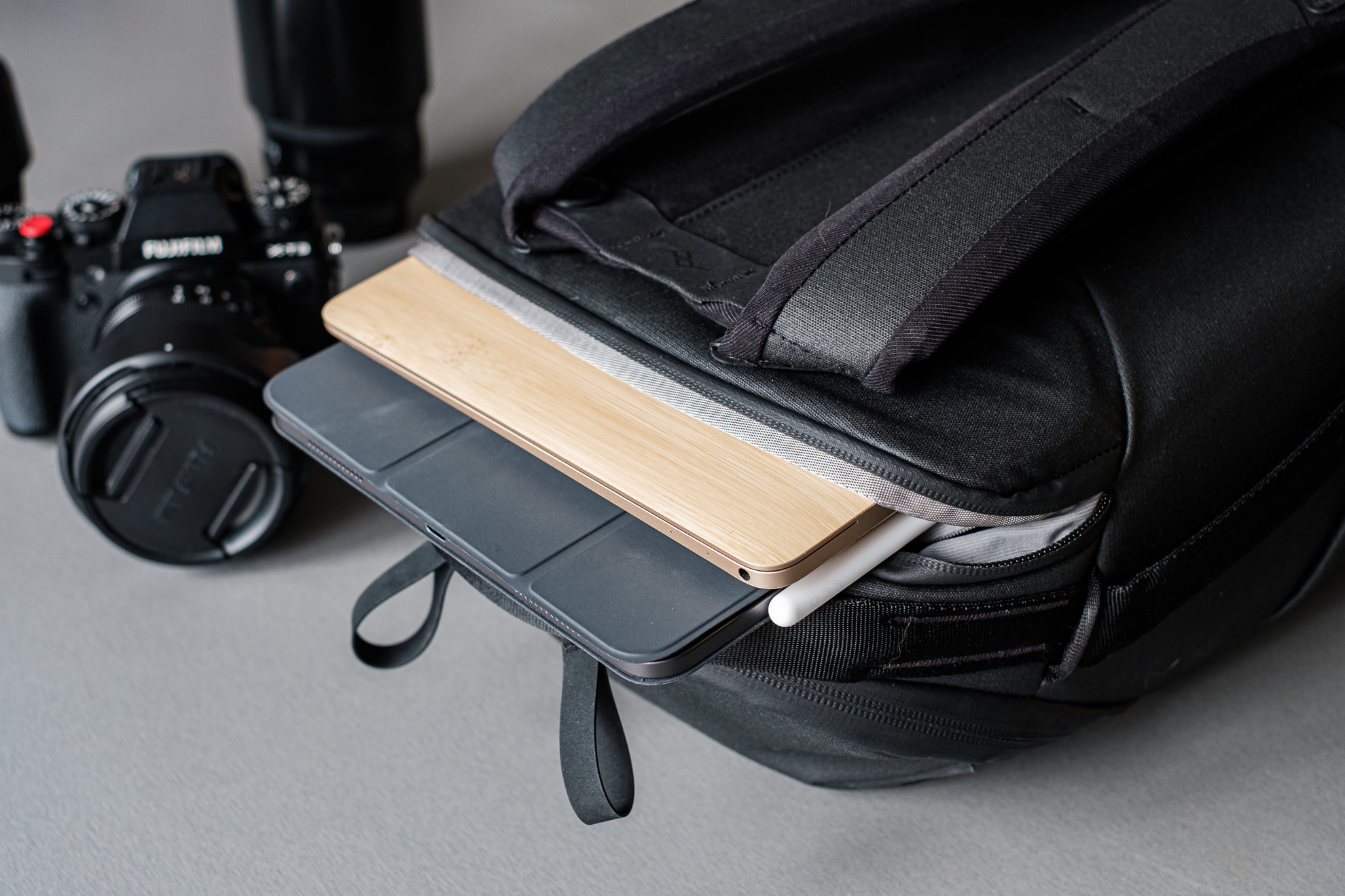 Sac à dos Peak Design Everyday Backpack Zip 15L : mon test