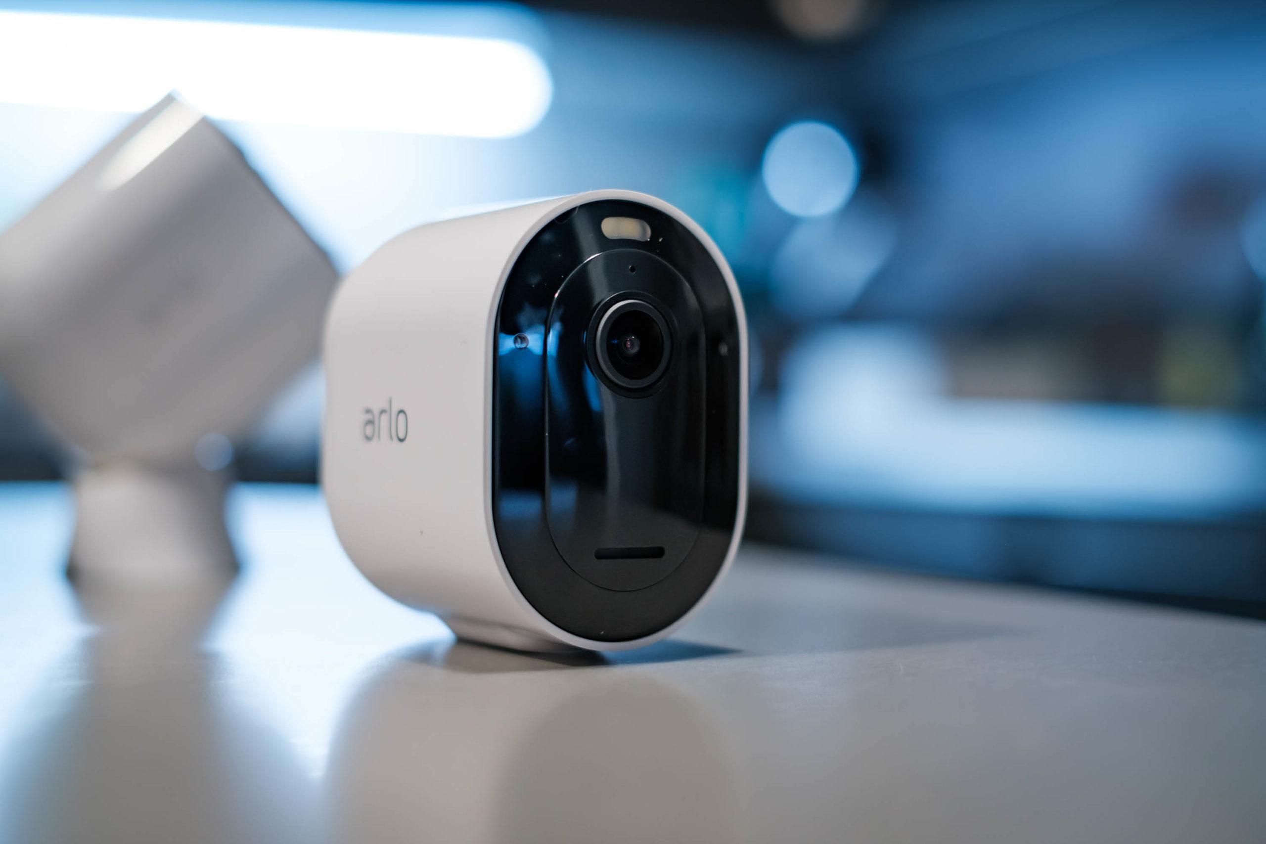 Arlo Pro 3 : mon test du système de surveillance connecté