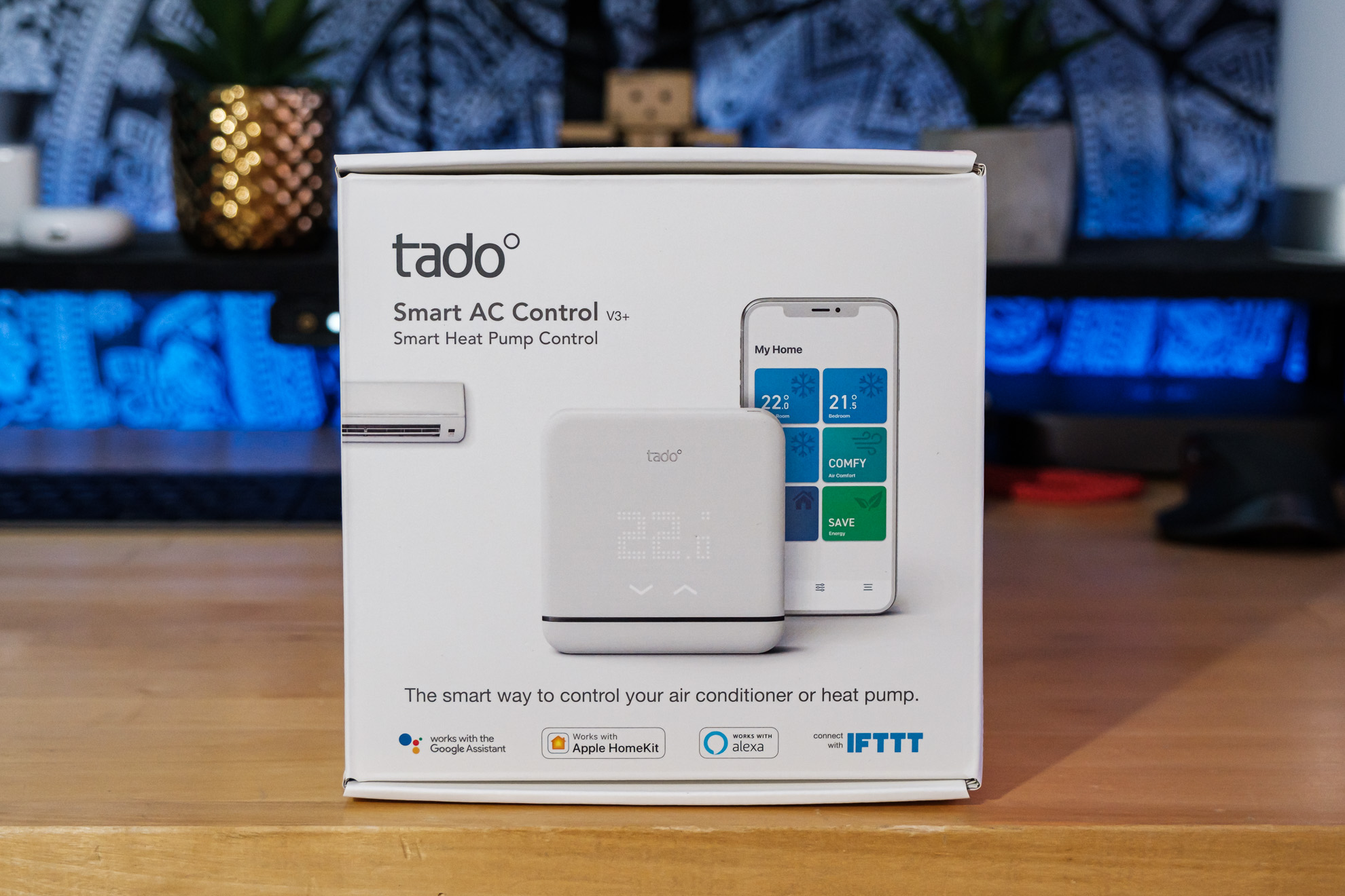 Tado V3+ rend votre climatisation intelligente (PROMO en cours !)
