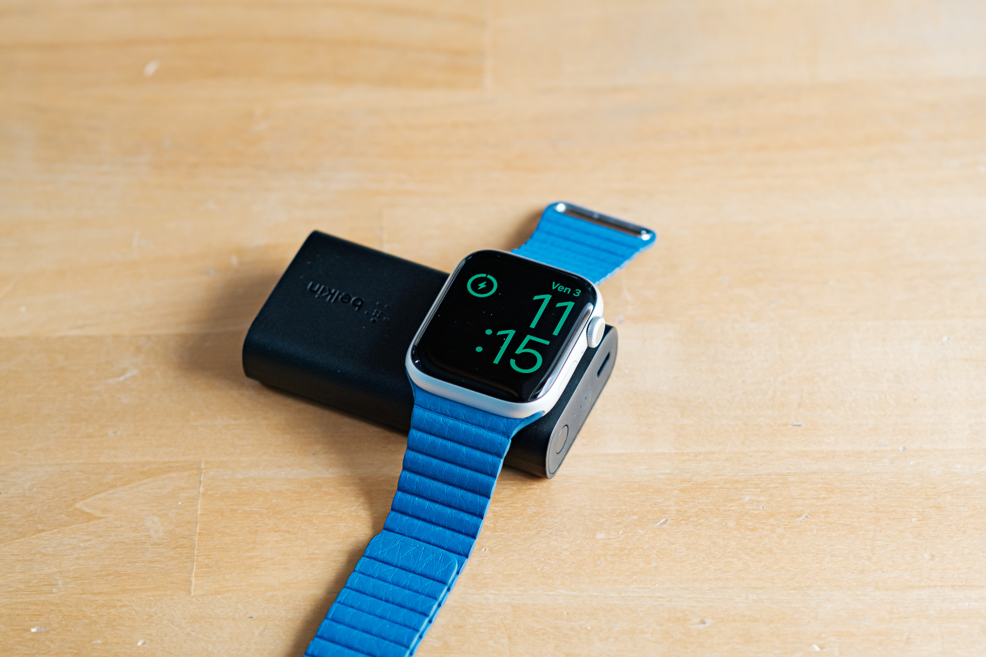Belkin Boost Charge 2K pour Apple Watch: mon avis