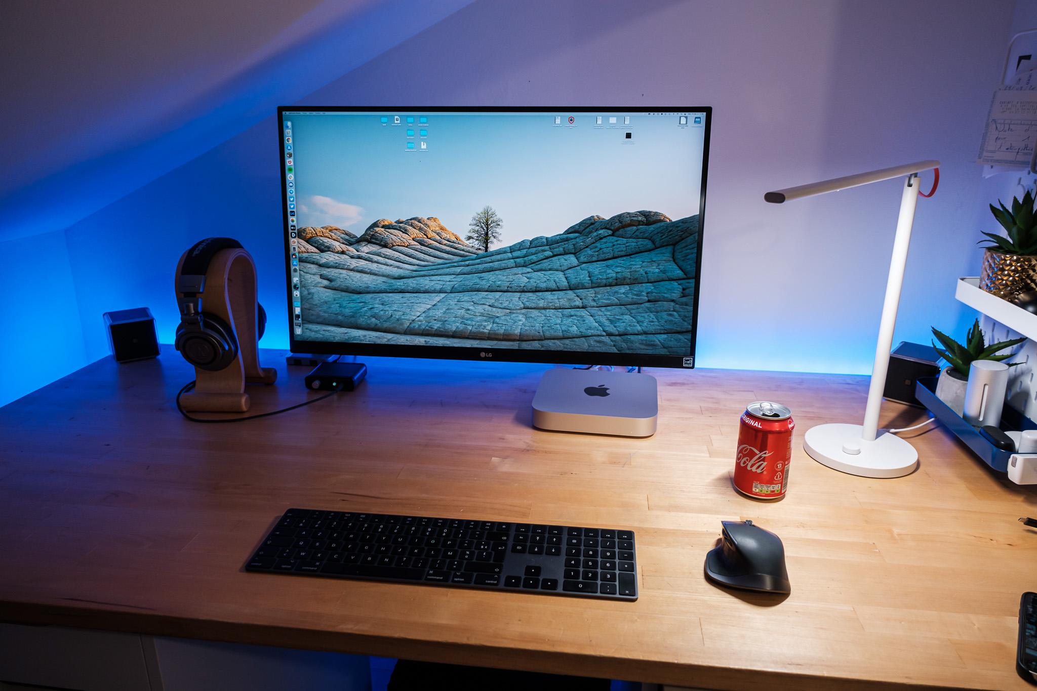 Mon setup, fin 2020 !