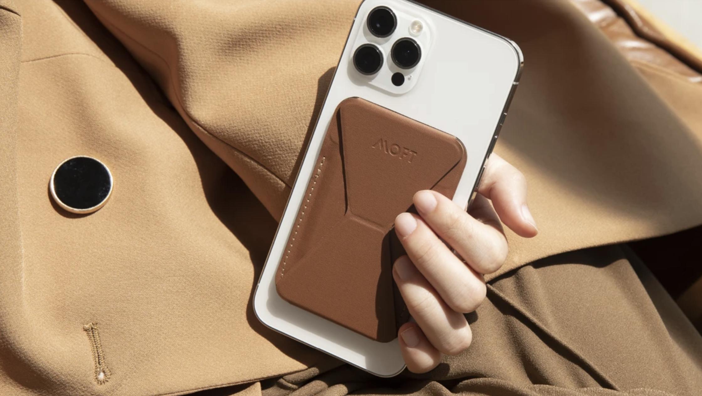 MOFT wallet pour iPhone 12 (MagSafe): mon avis