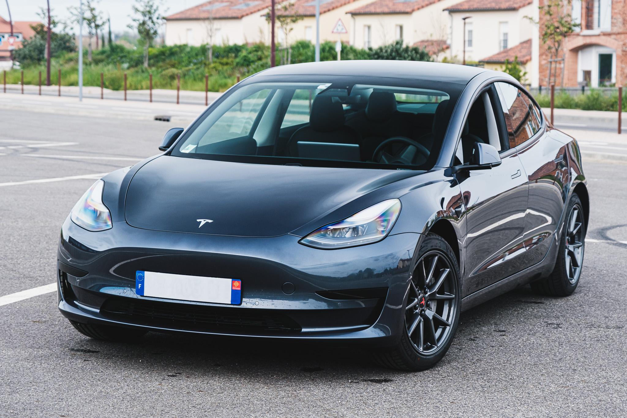Premiers retours sur ma voiture électrique (Tesla Model 3 SR+) (chapitre 1)
