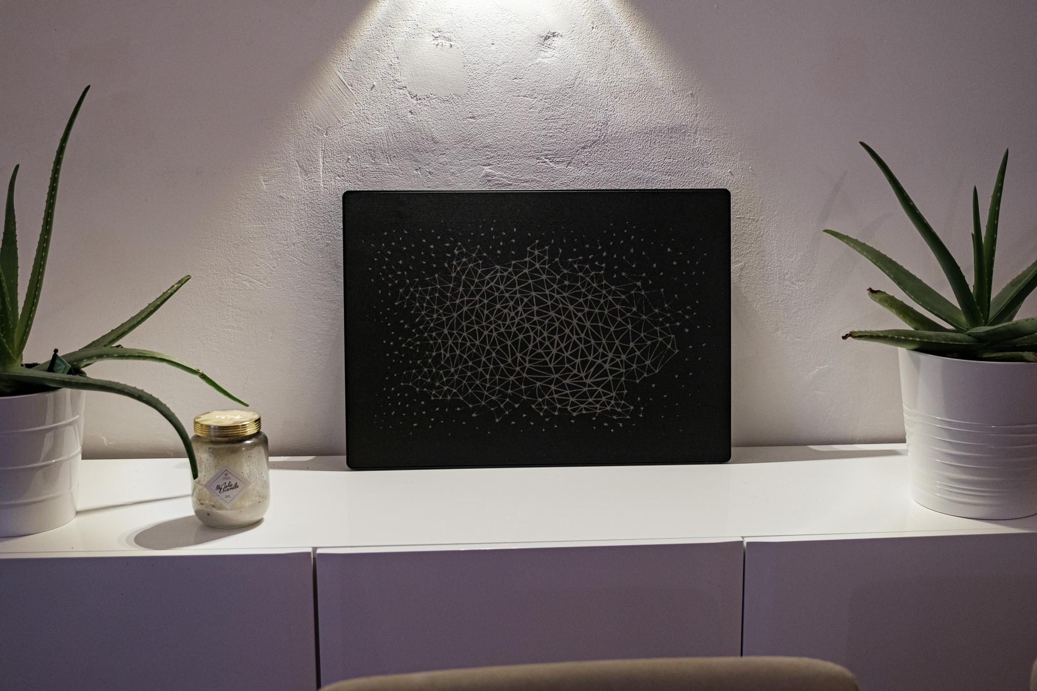 Mon test de l'enceinte Ikea Symfonisk : du Sonos dans un tableau déco IKEA