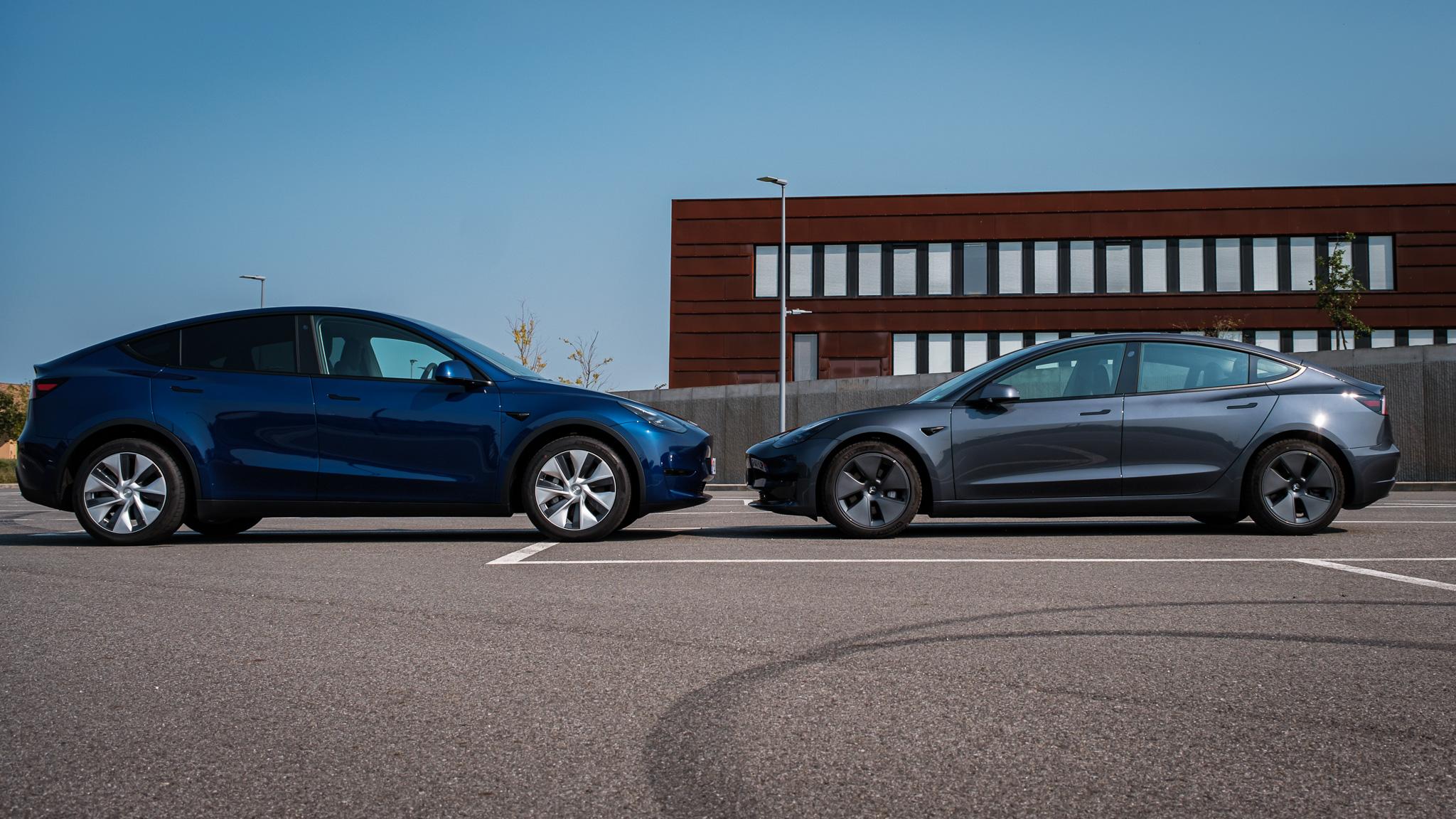 Mon avis sur le Tesla Model Y, face à la Model 3